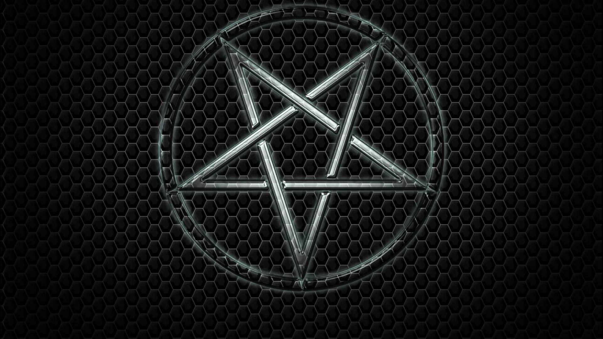 Pentagram Background Wallpaper HD
