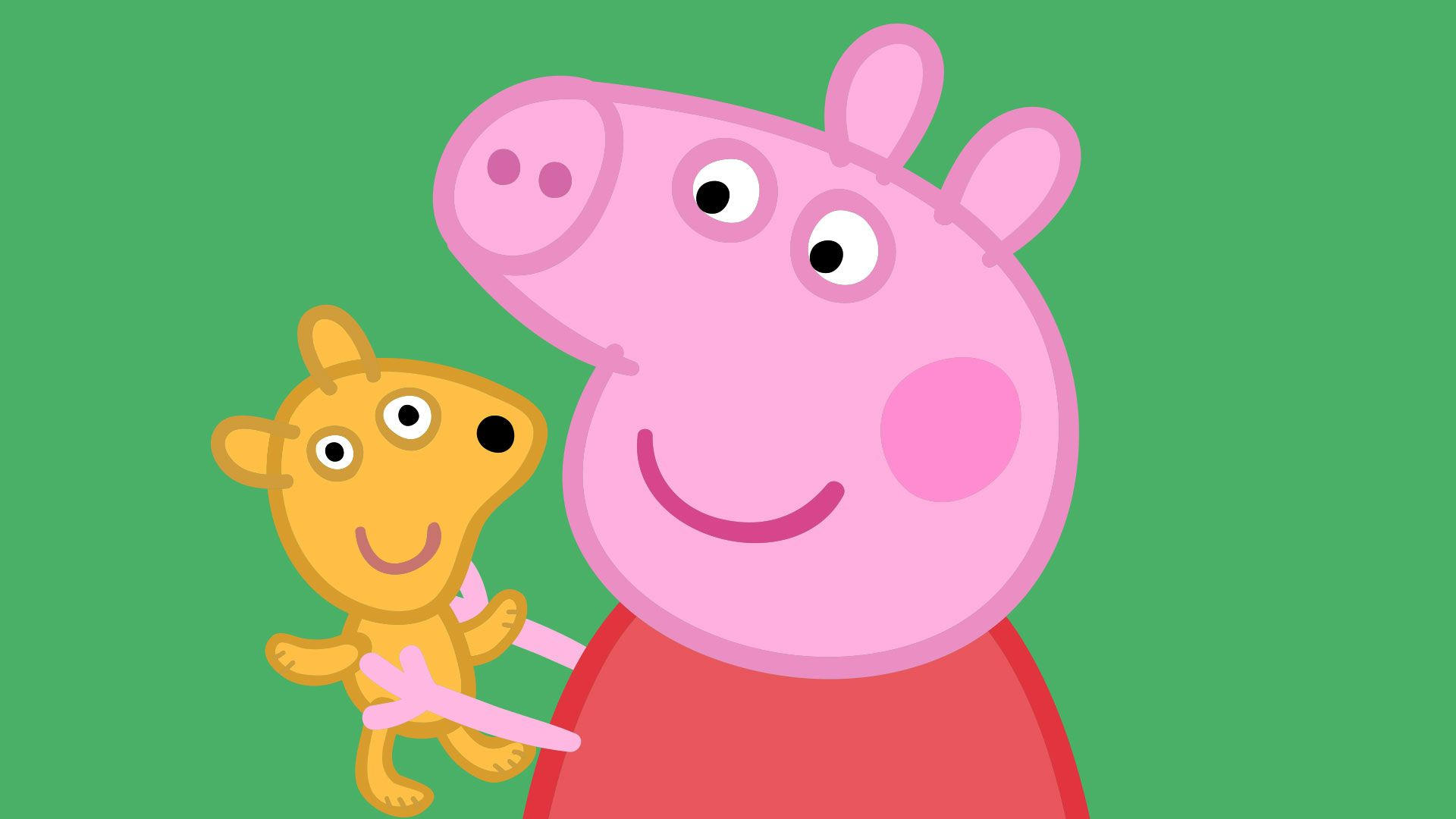 Peppa Pig Download Wallpaper