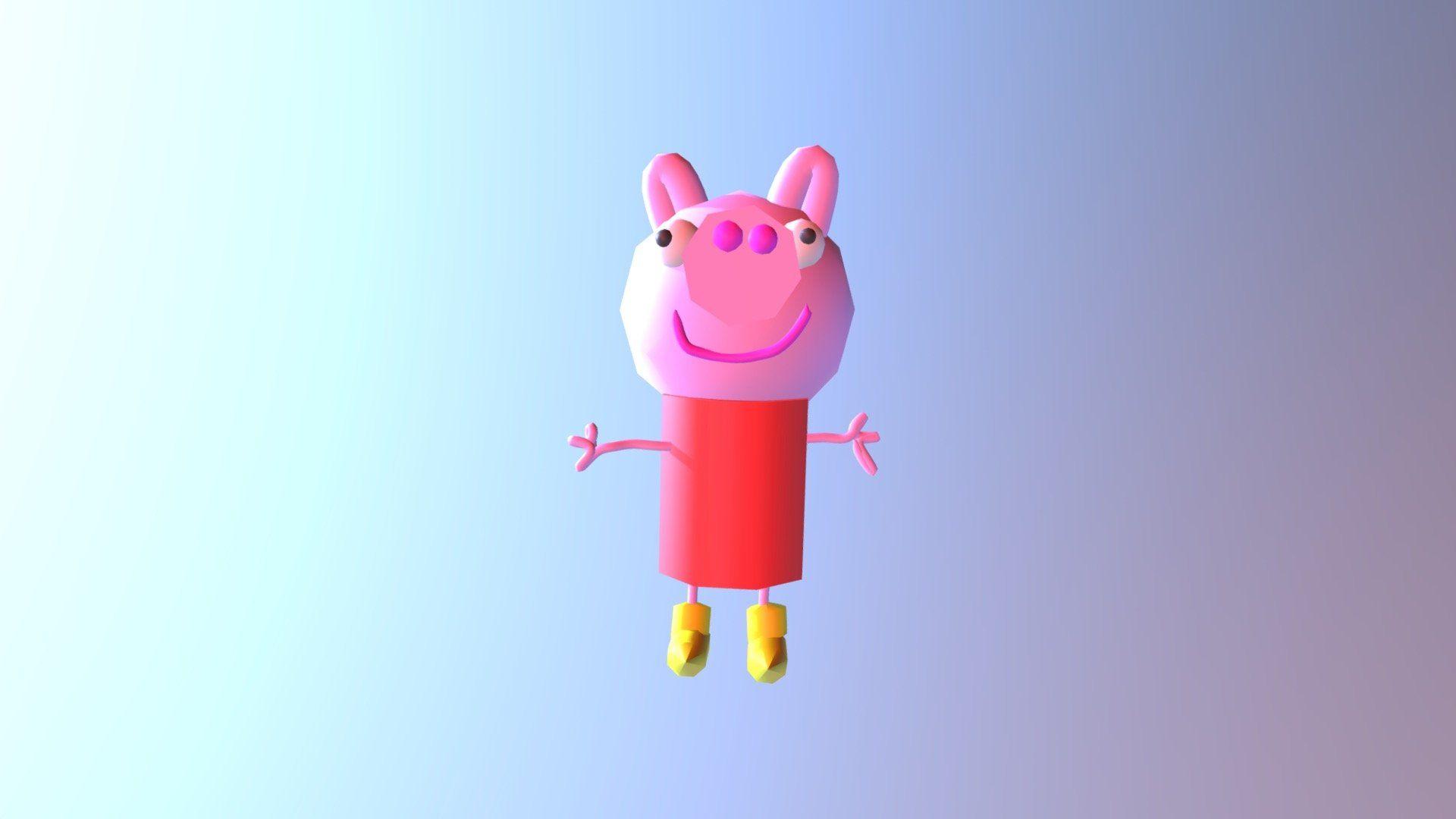 Peppa Pig download nice wallpaper