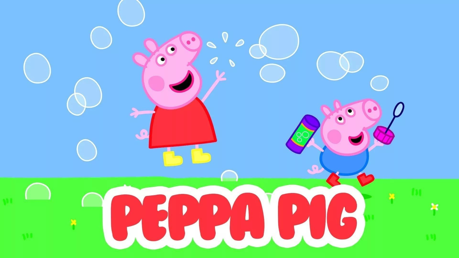Peppa Pig Wallpapers (15+ images) - WallpaperBoat