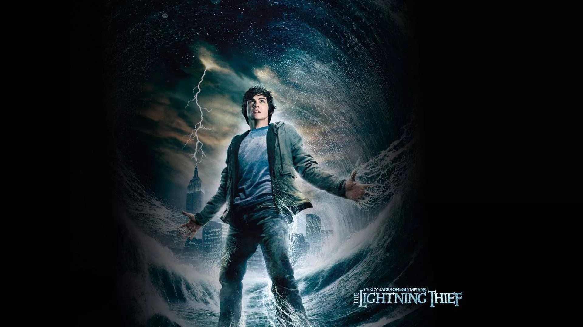 Percy Jackson Free Wallpaper and Background