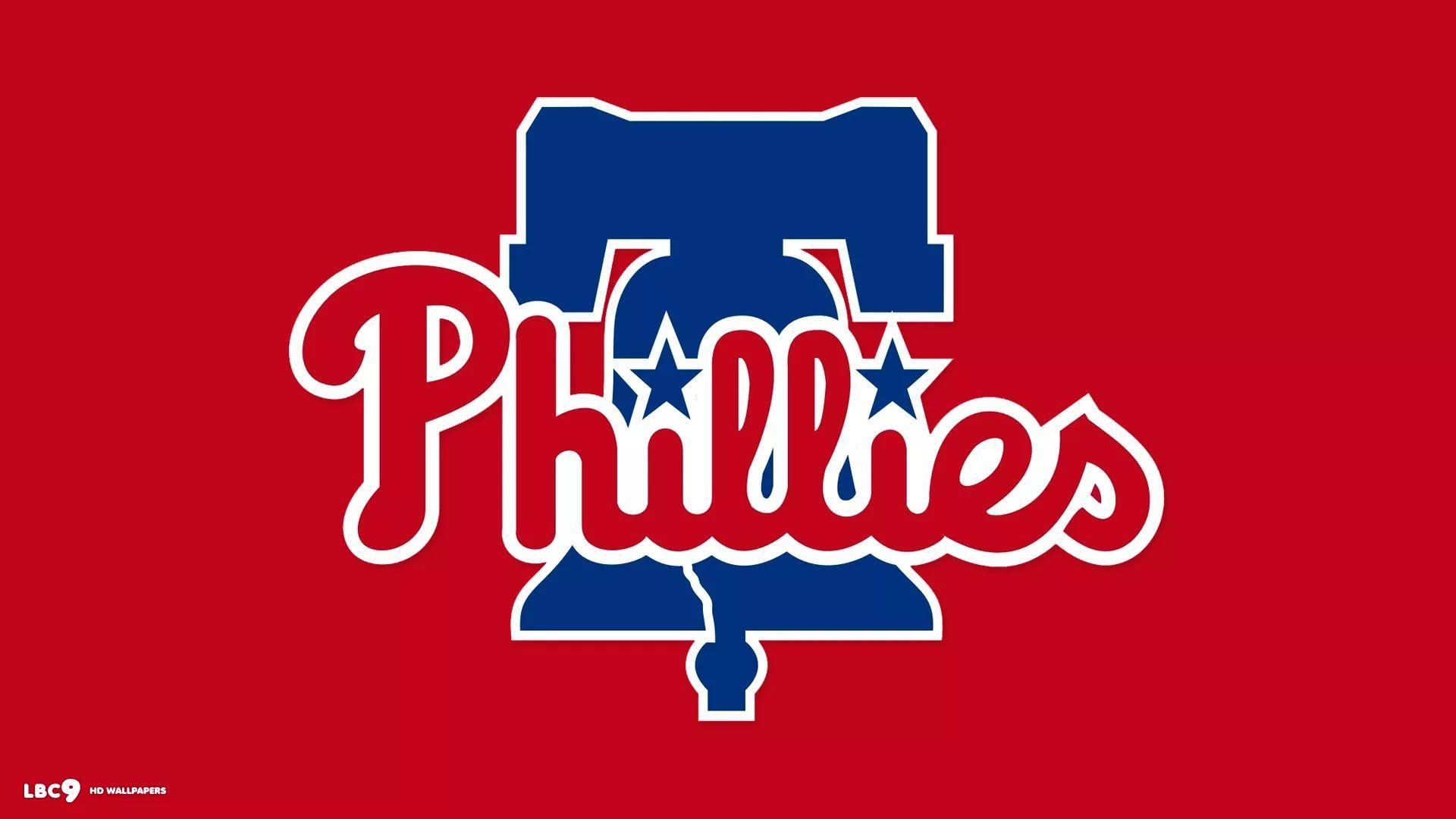 Phillies Logo full screen hd wallpaper