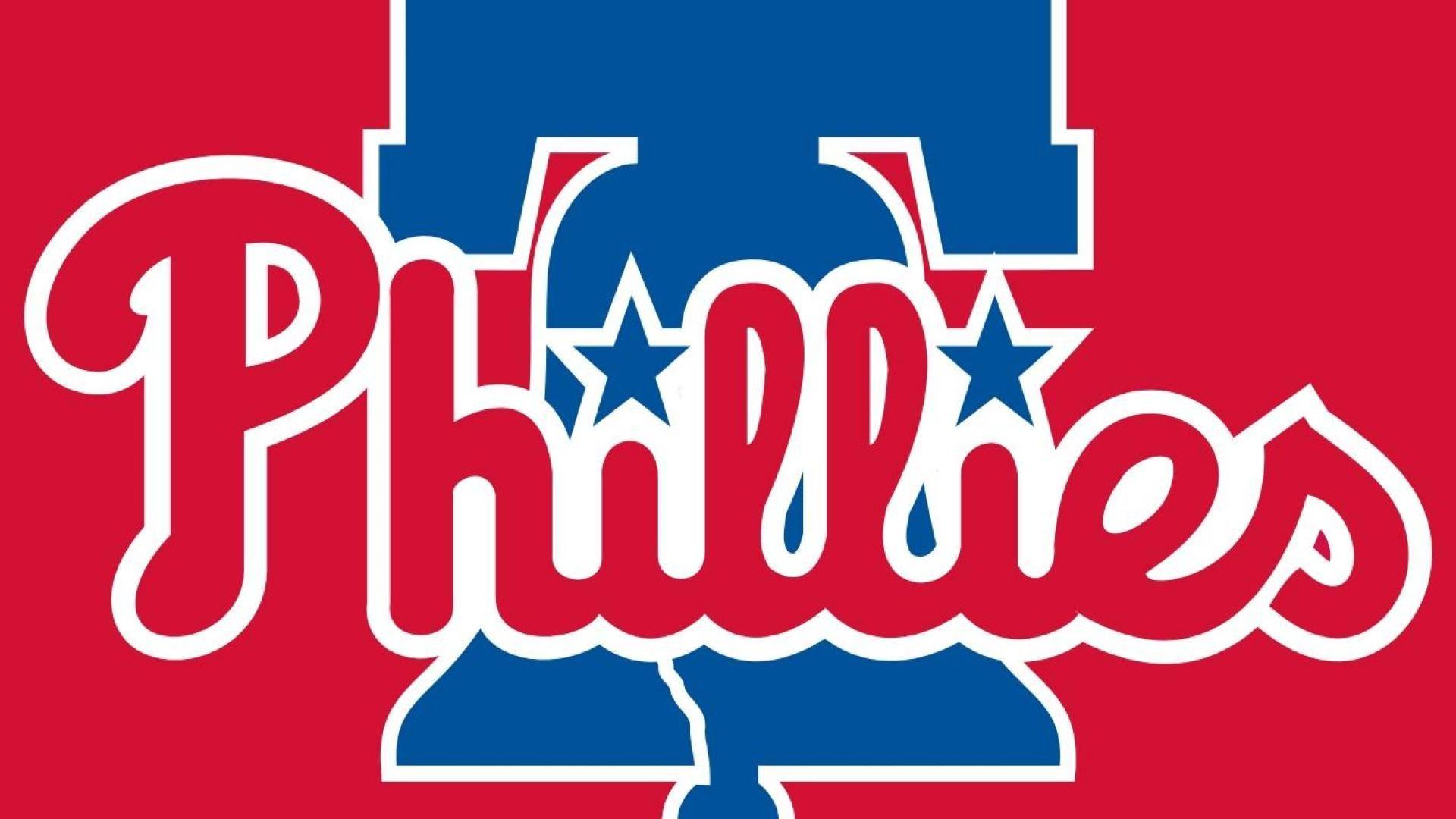 Phillies Logo 1080p Wallpaper