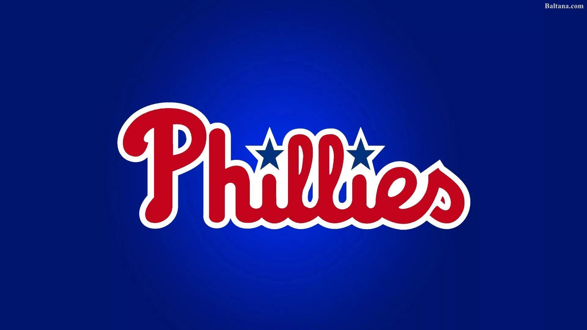 Phillies Logo hd wallpaper 1080p for pc