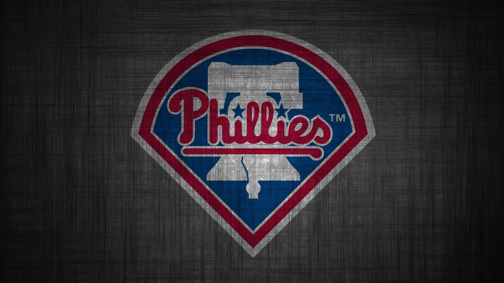 Phillies Logo screen wallpaper