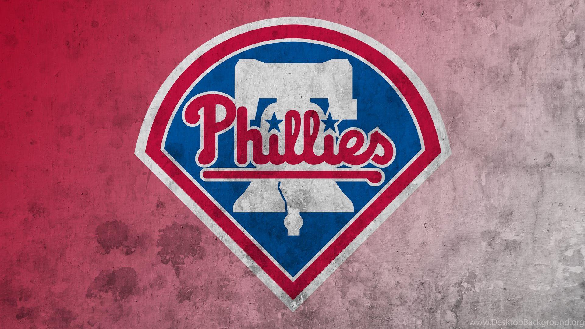 Phillies Logo Cool Wallpaper
