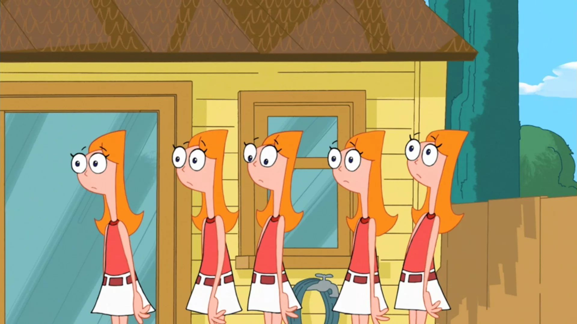 Phineas And Ferb Wikia wallpaper