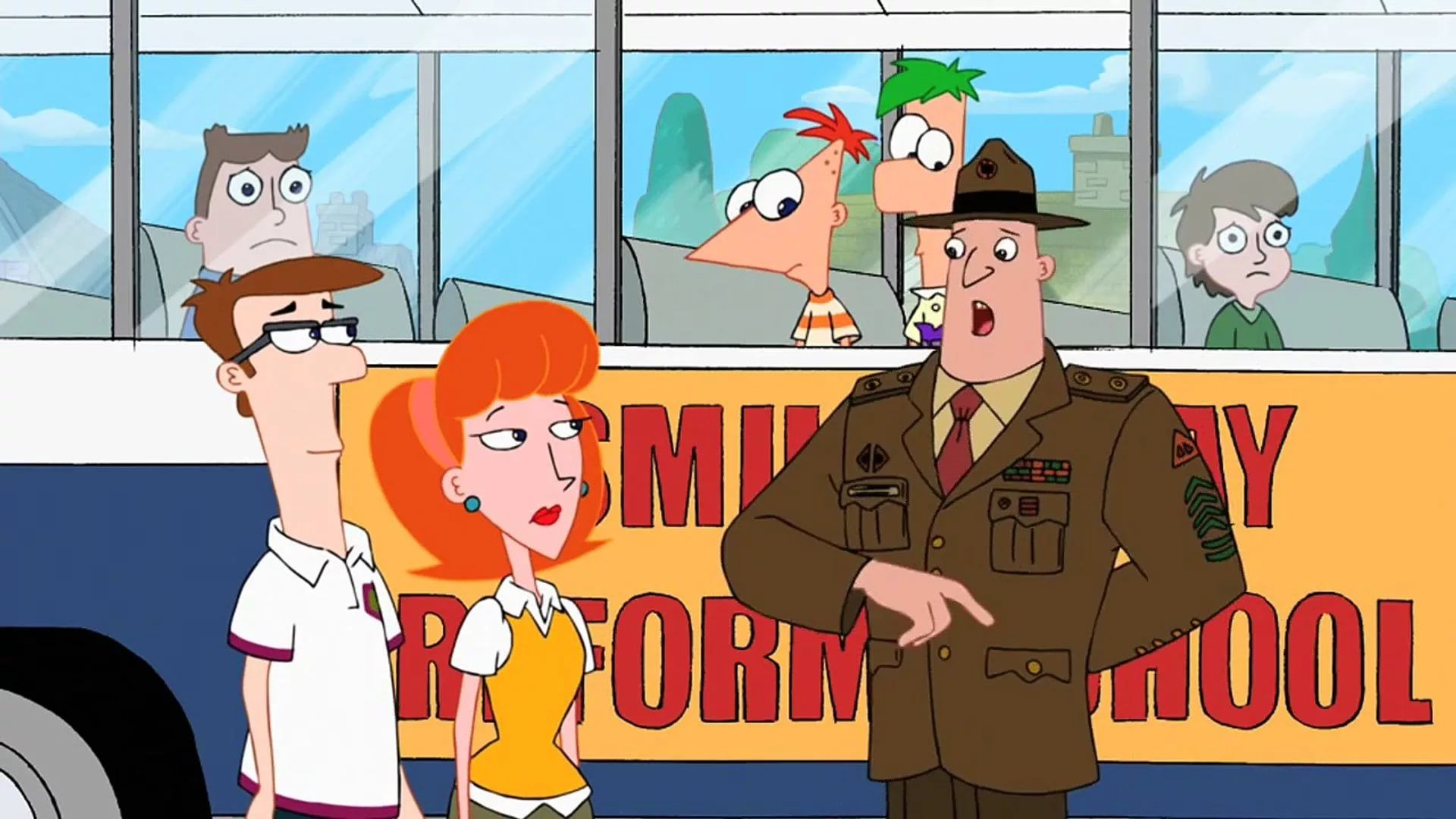 Phineas And Ferb Wikia hd wallpaper