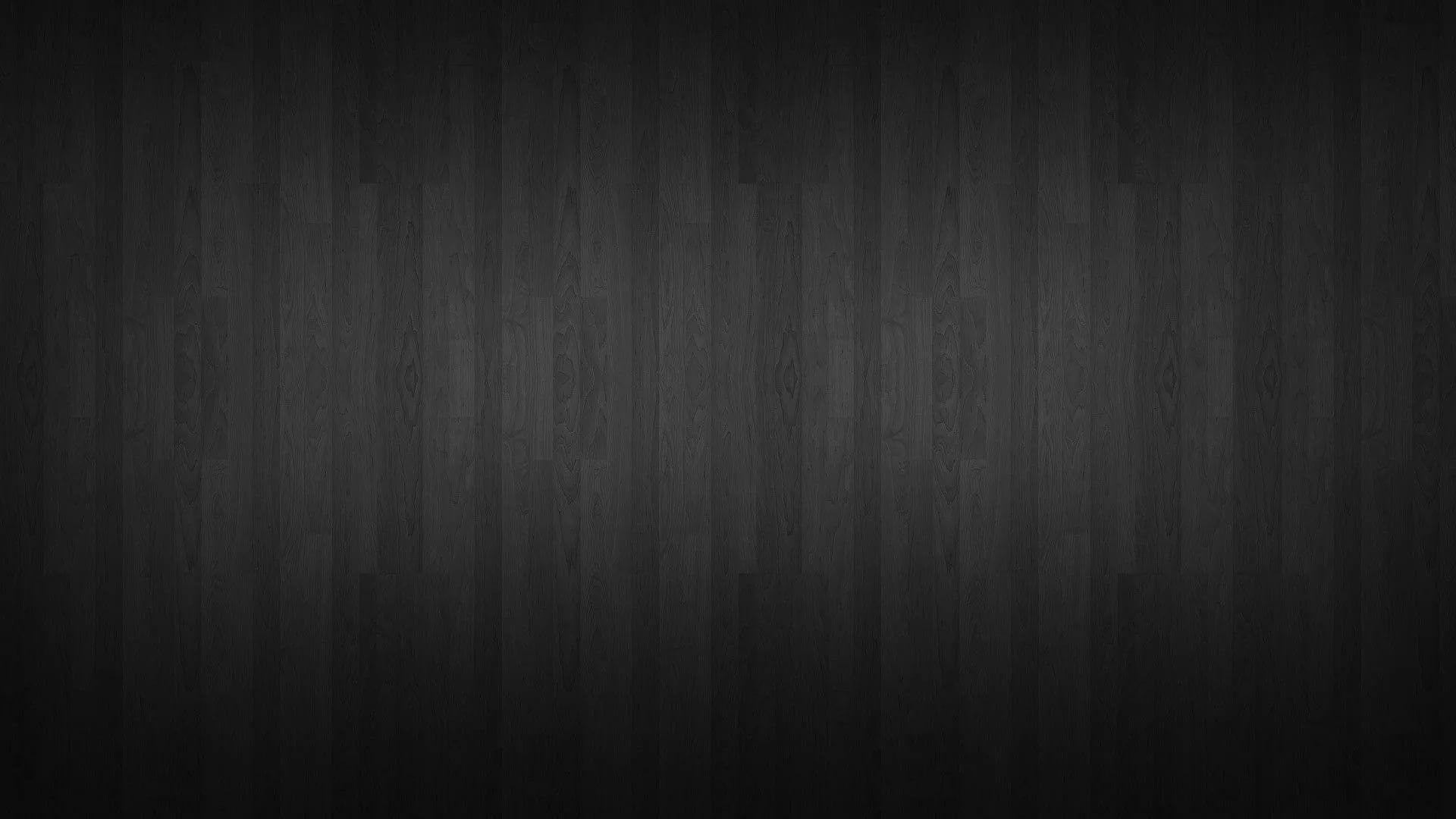 Plain Black full wallpaper