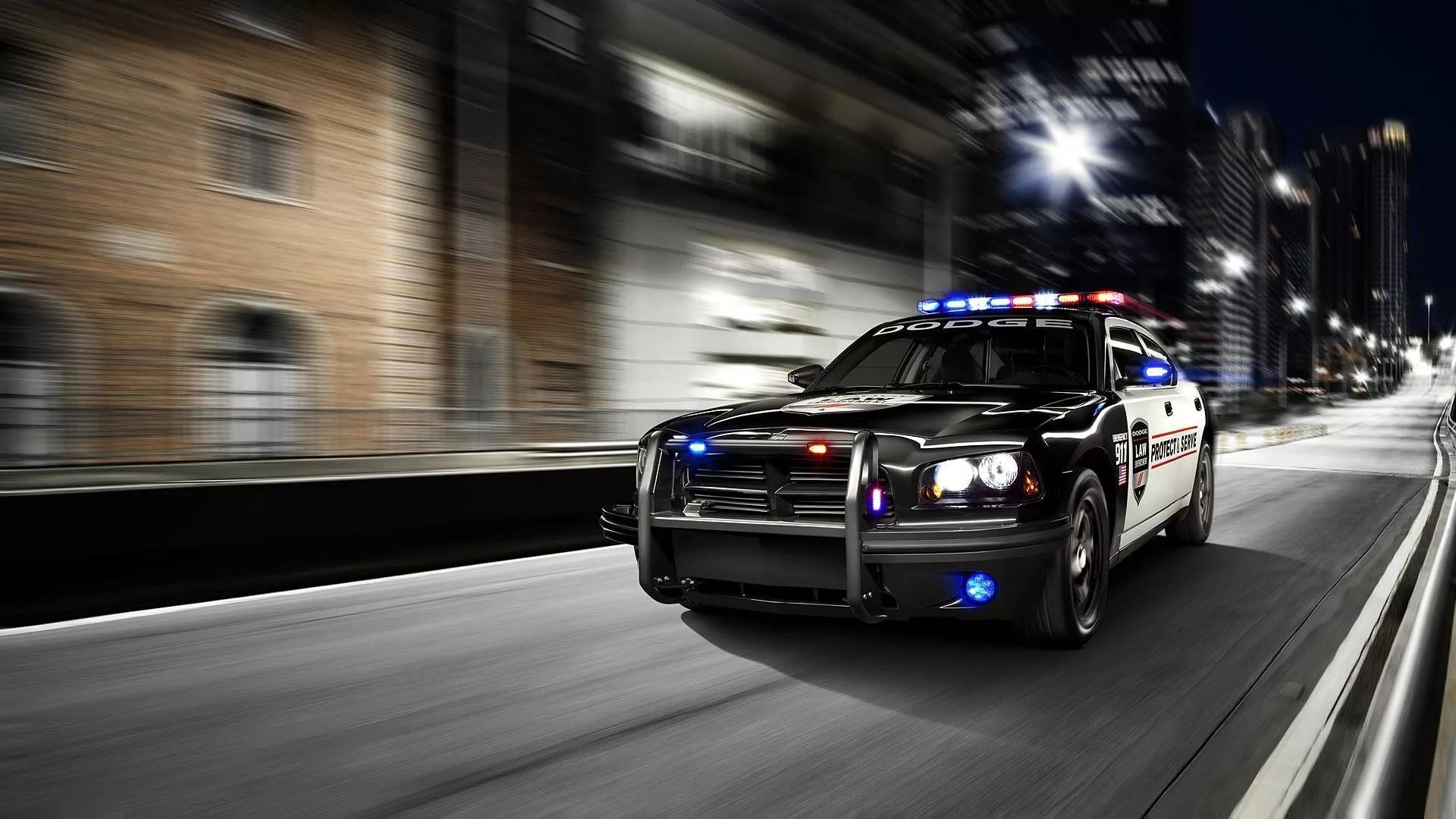 Police Wallpaper Image