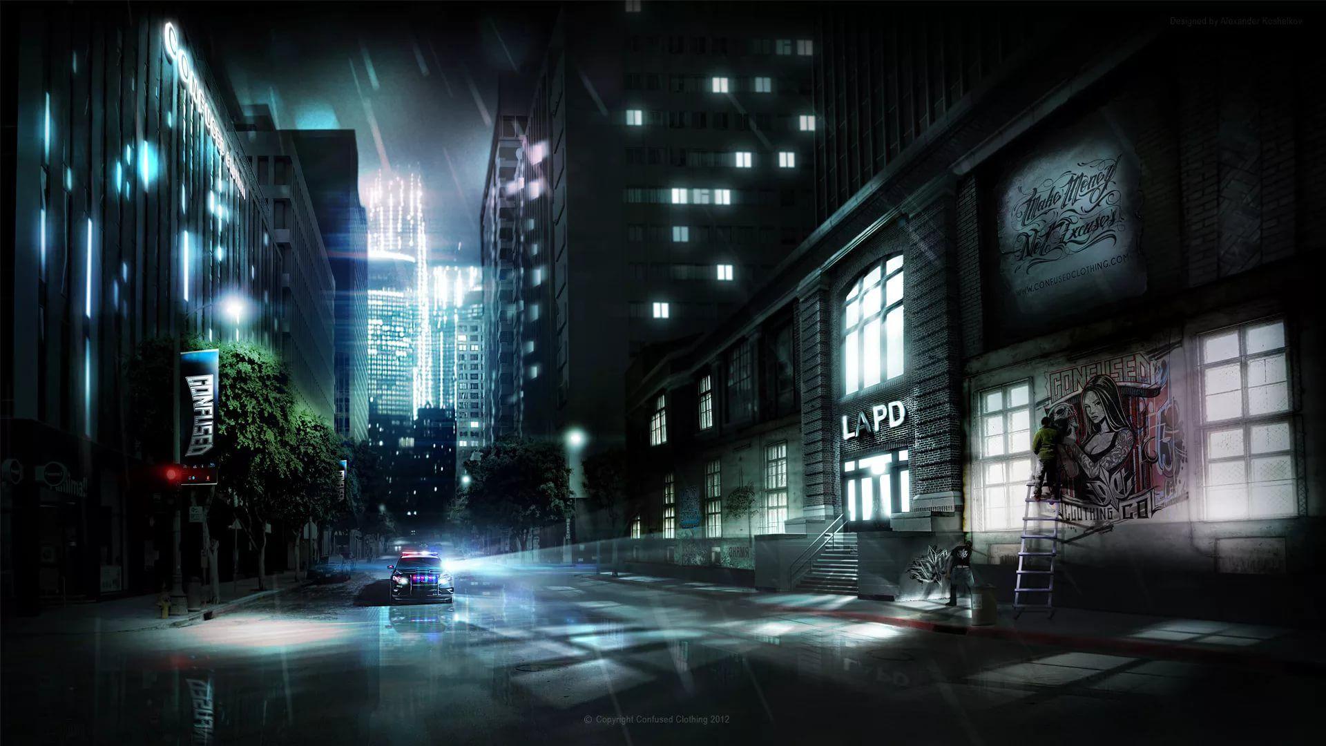 Police 1080p Wallpaper