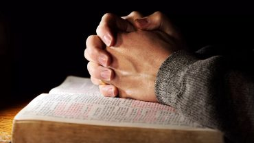 Praying Hands screen wallpaper