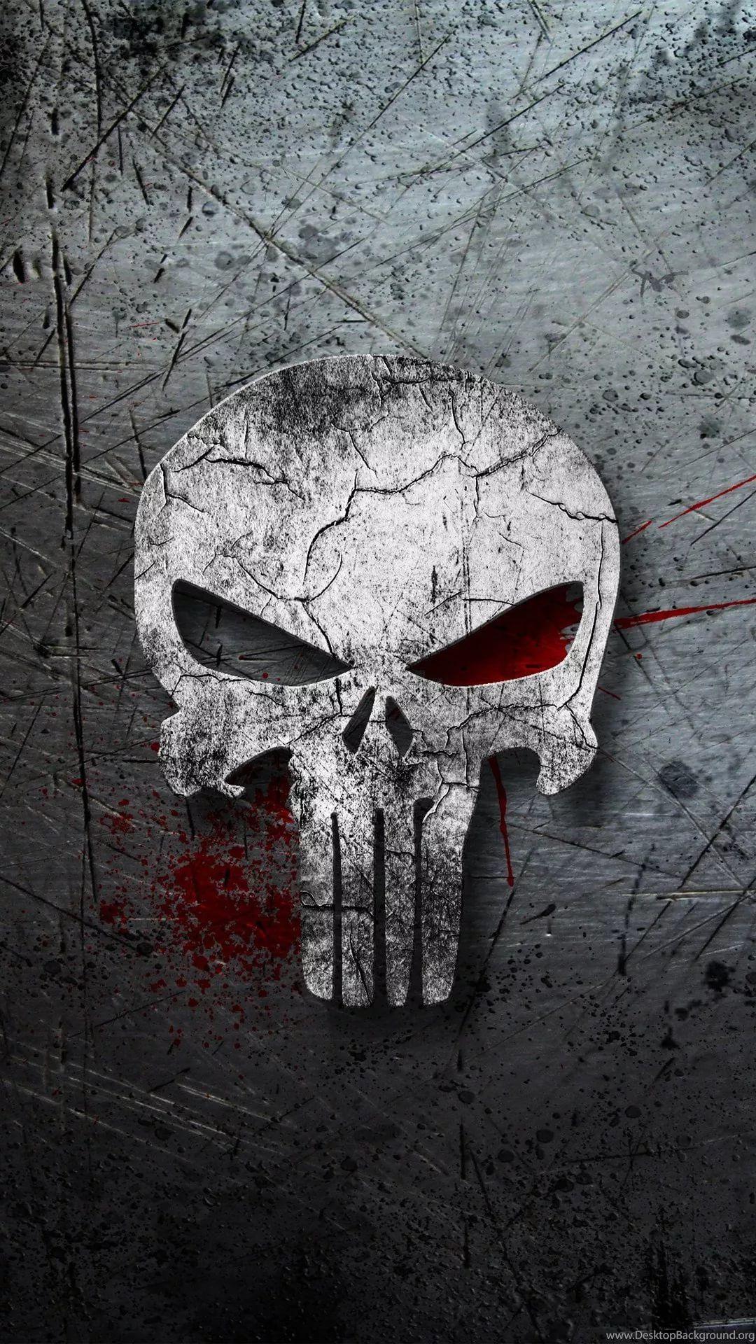 Punisher iPhone 7 wallpaper