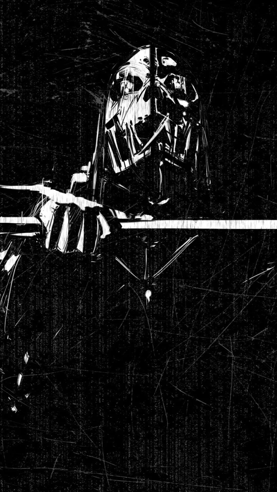 Punisher iPhone wallpaper