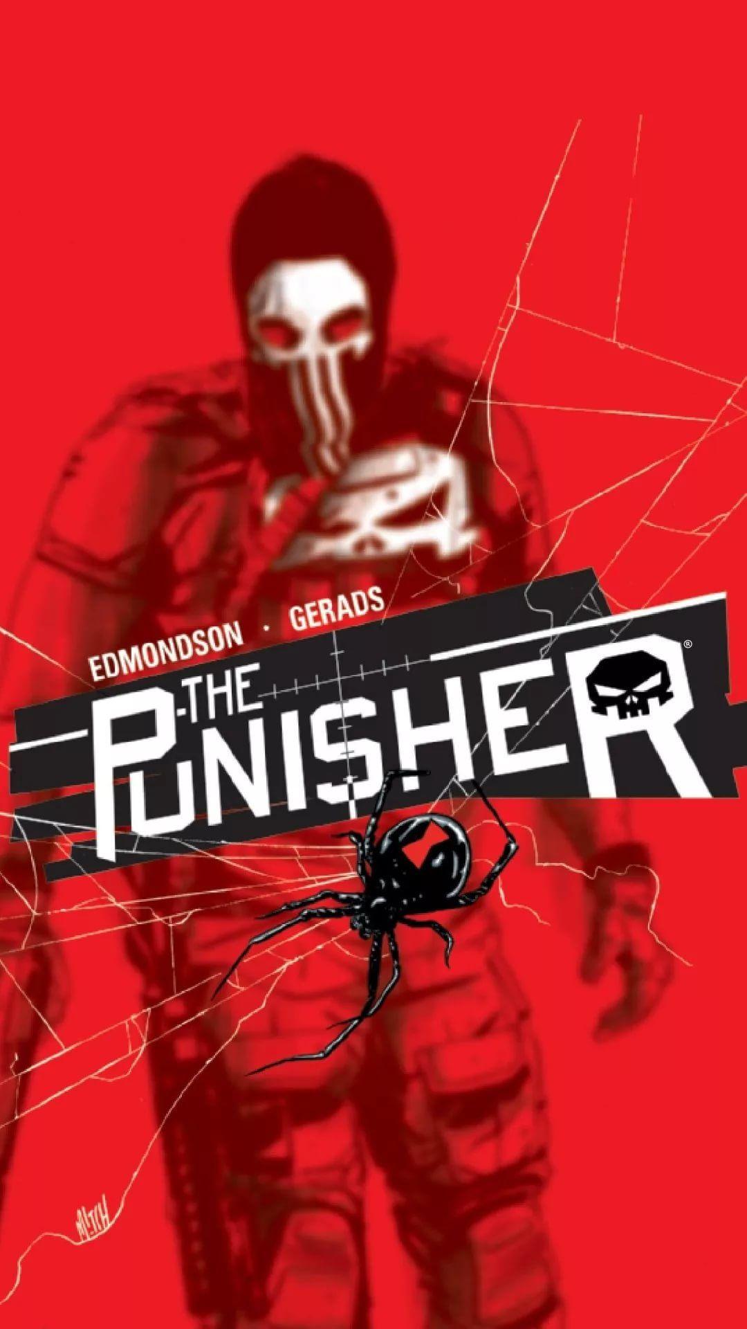Punisher hd wallpaper