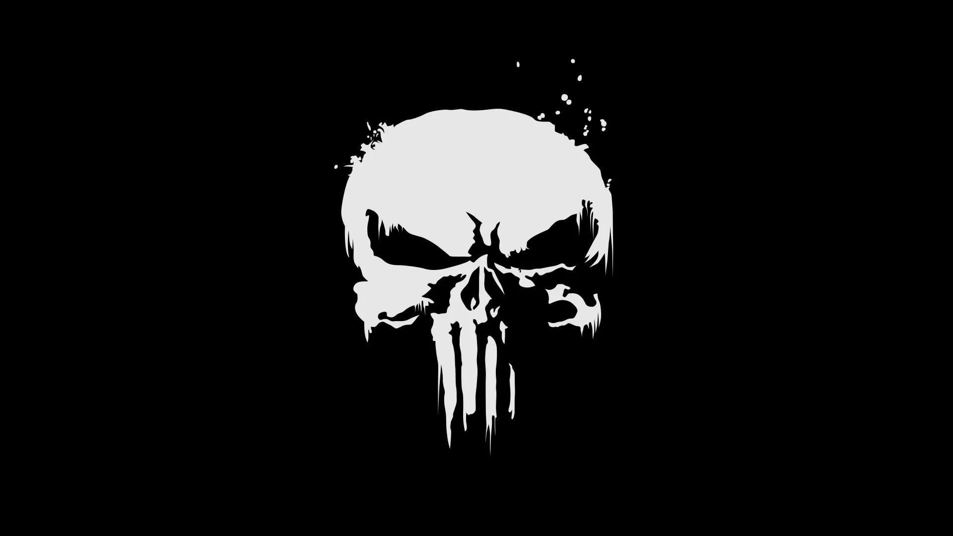 Punisher Skull download wallpaper image