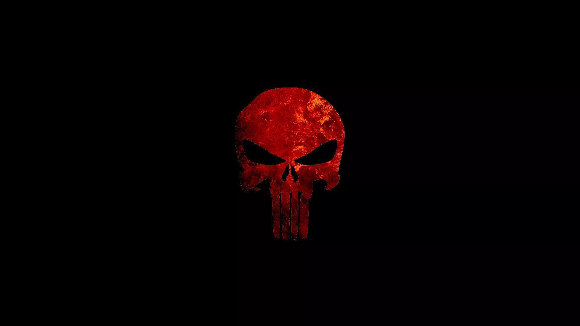 Punisher Skull hd wallpaper for laptop