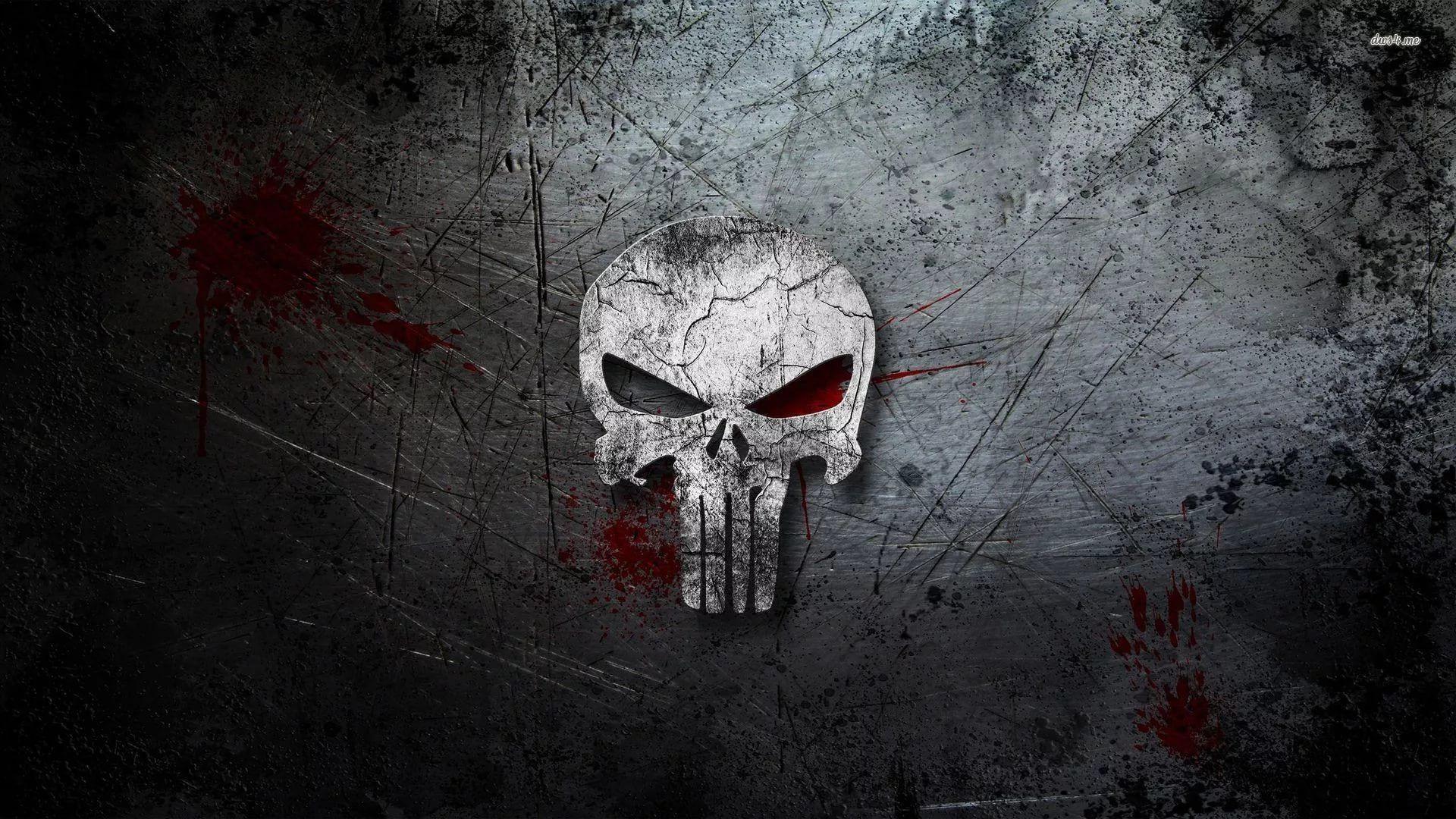 Punisher Skull wallpaper photo full hd