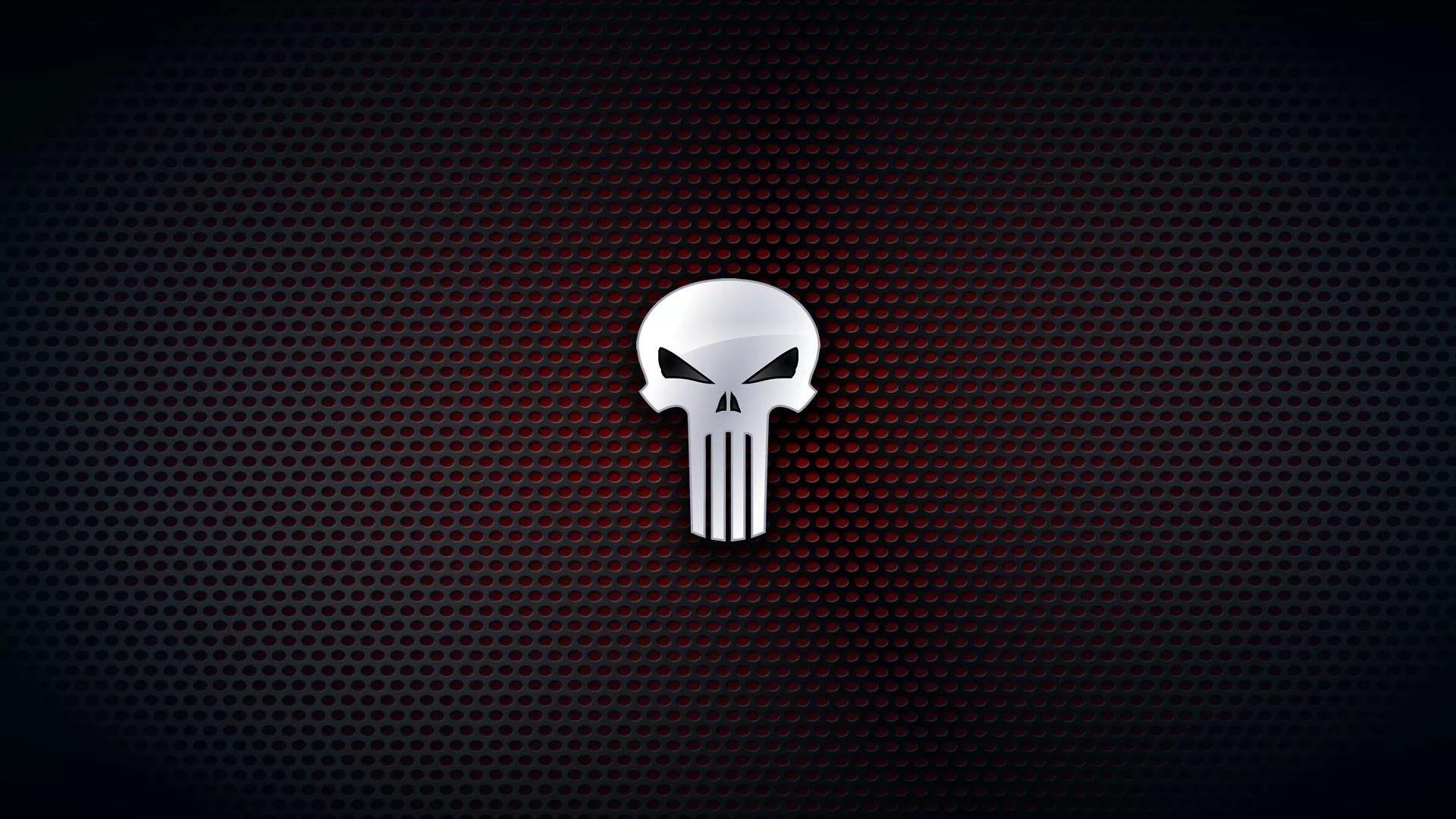 Punisher Skull Good Wallpaper