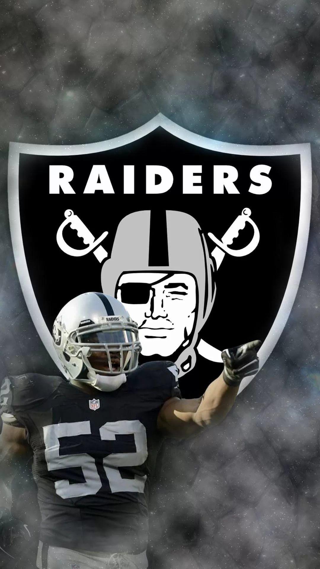 Raiders iPhone 6 wallpaper
