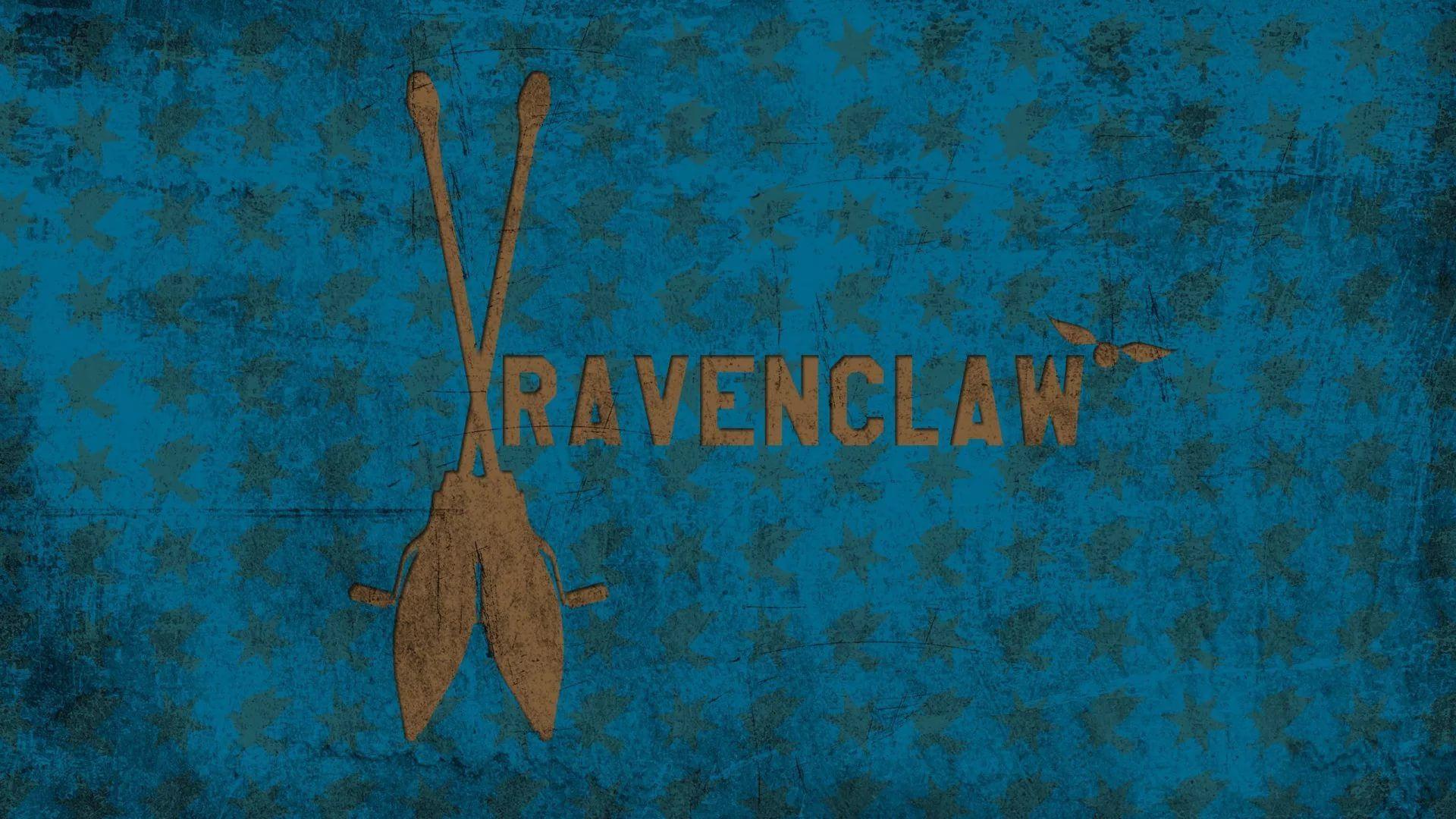 Ravenclaw laptop wallpaper