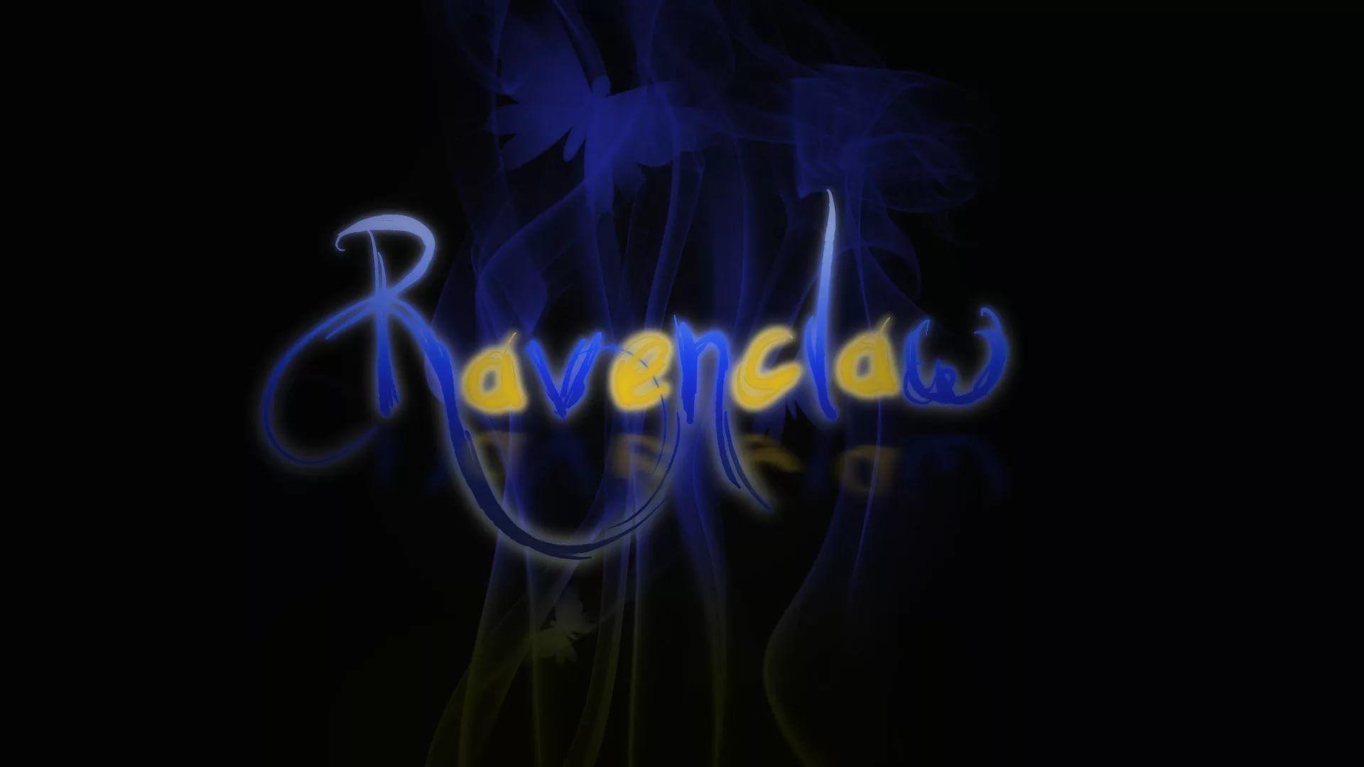 Ravenclaw computer wallpaper