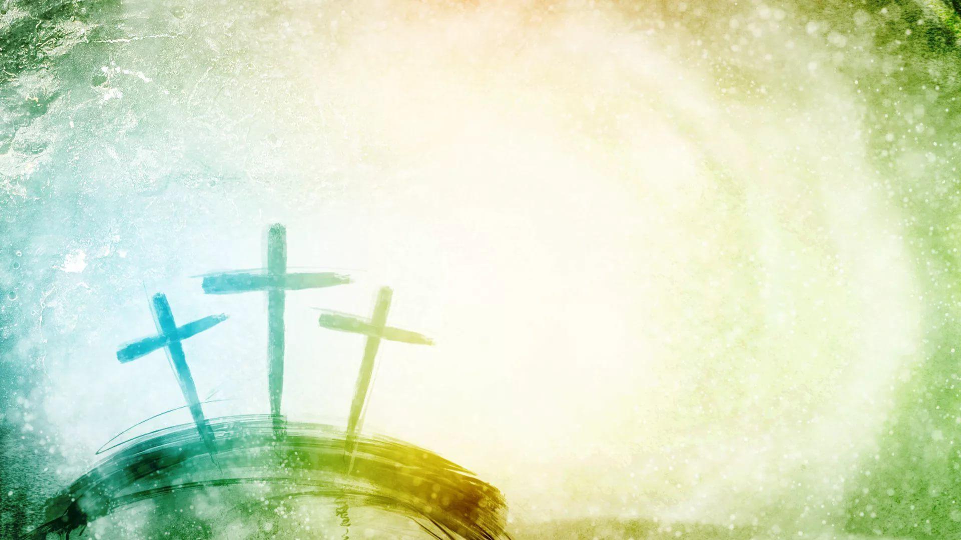 Religious Easter Full HD Wallpaper