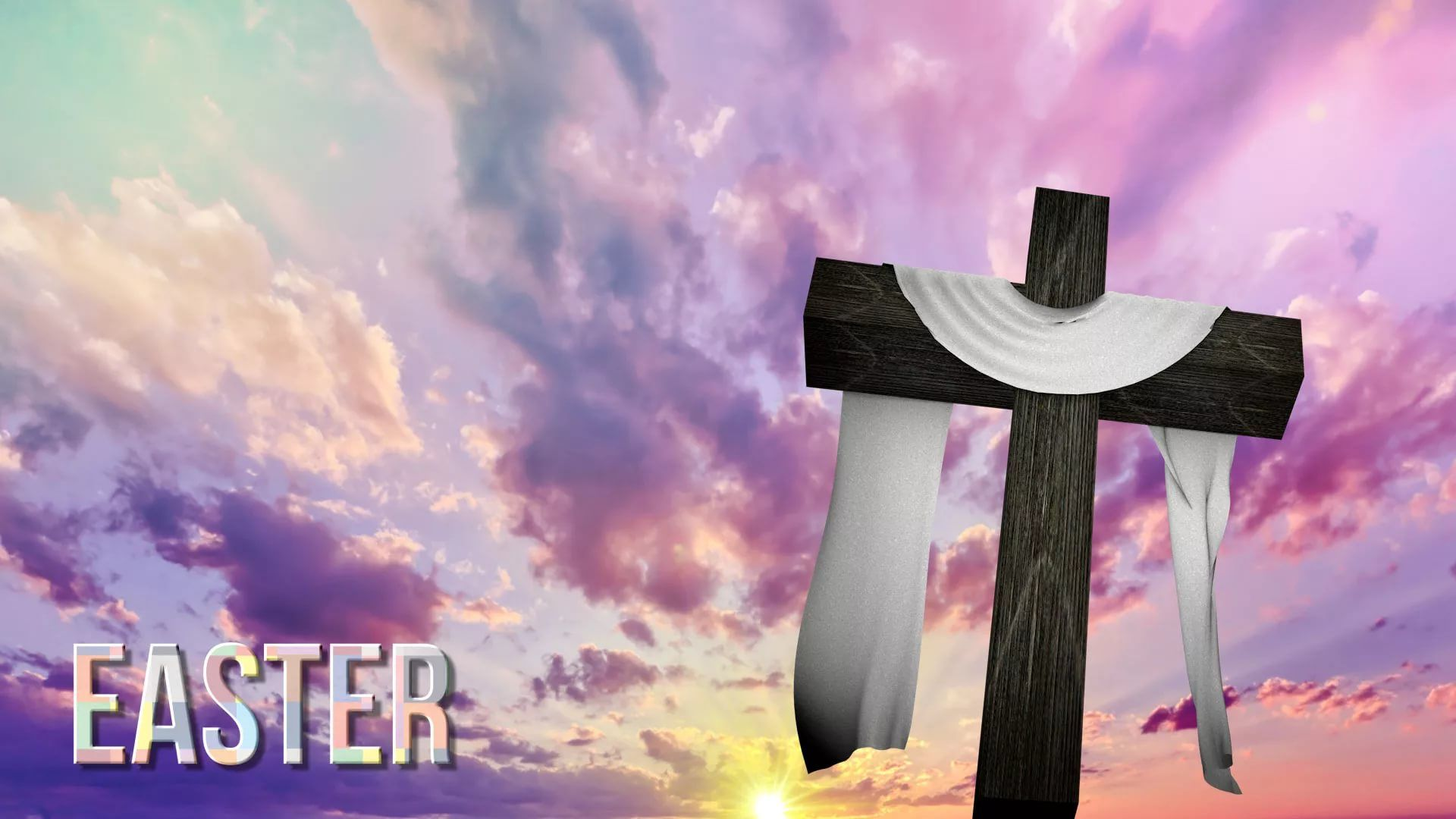 Religious Easter Download Wallpaper