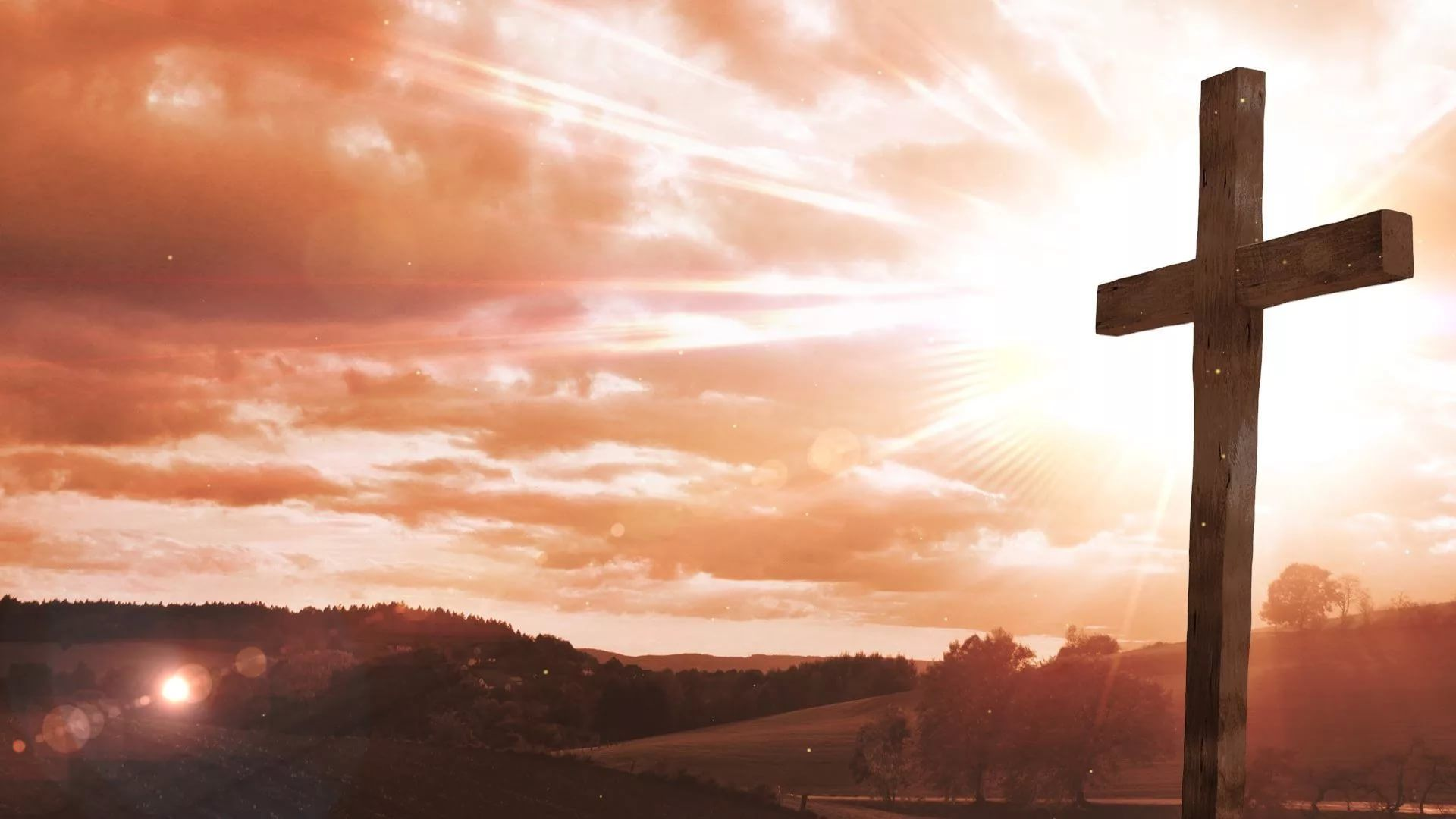 Religious Easter hd wallpaper 1080