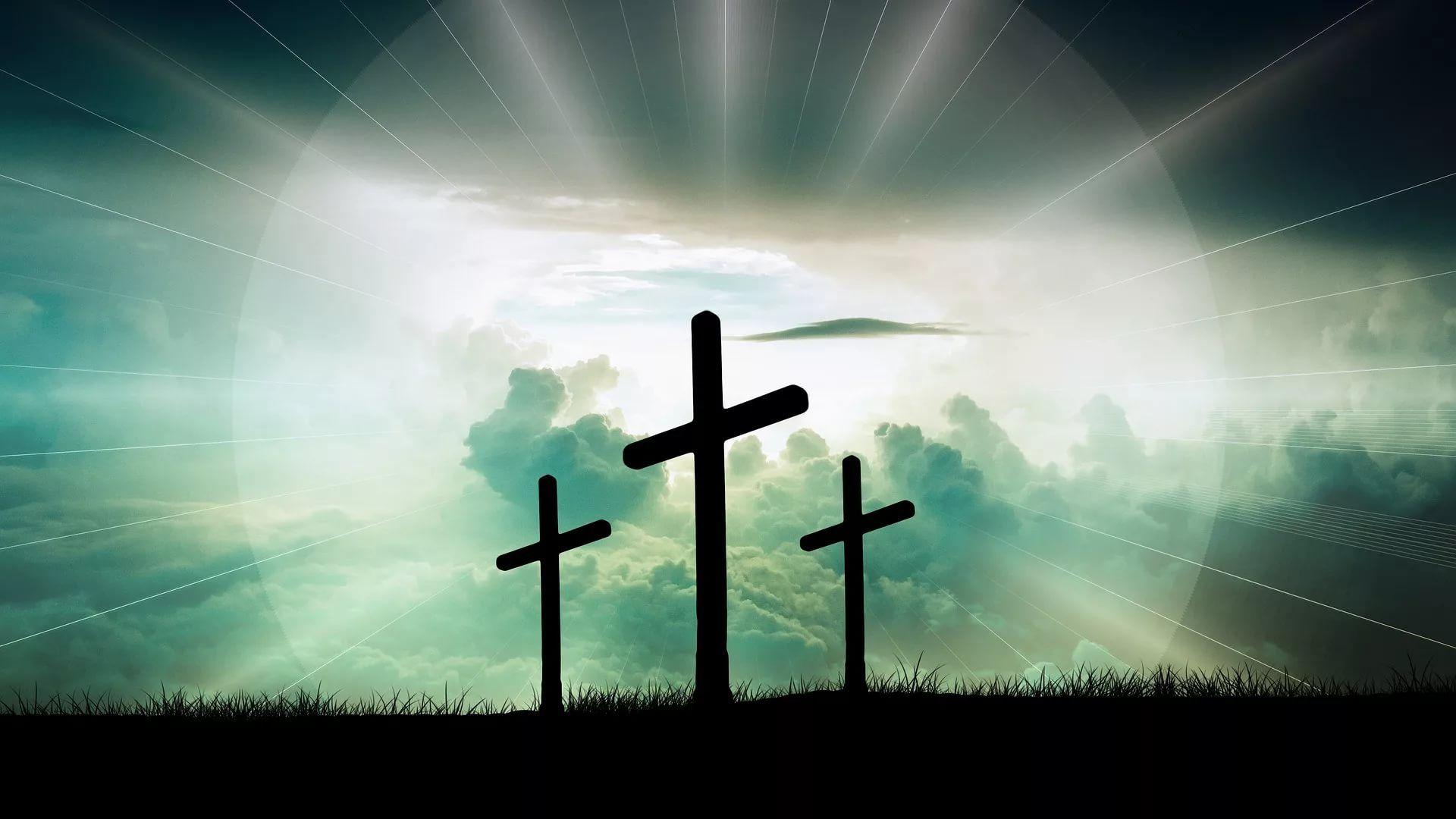 Religious Easter Desktop Wallpaper