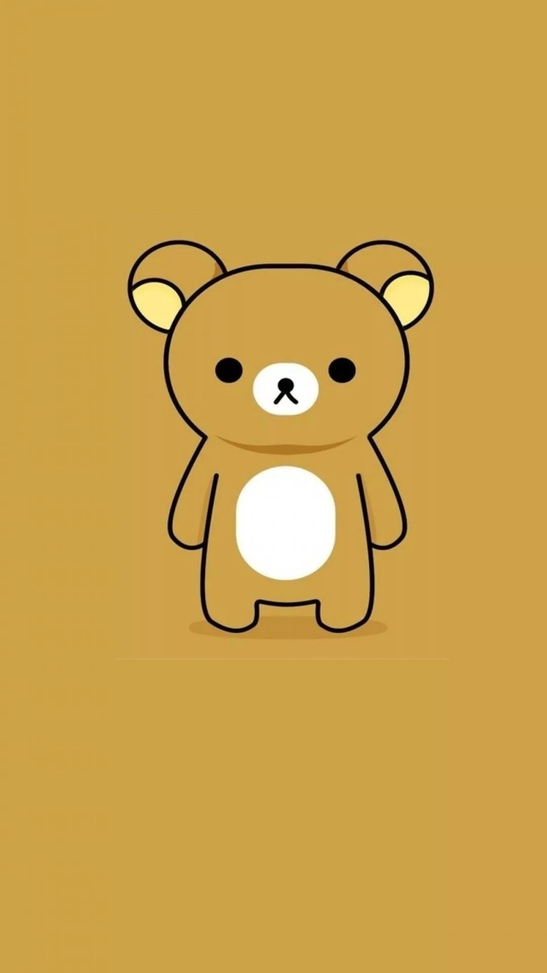 Rilakkuma phone wallpaper