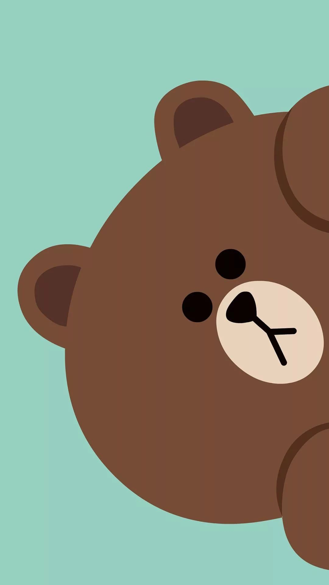 Rilakkuma iPhone 6 wallpaper