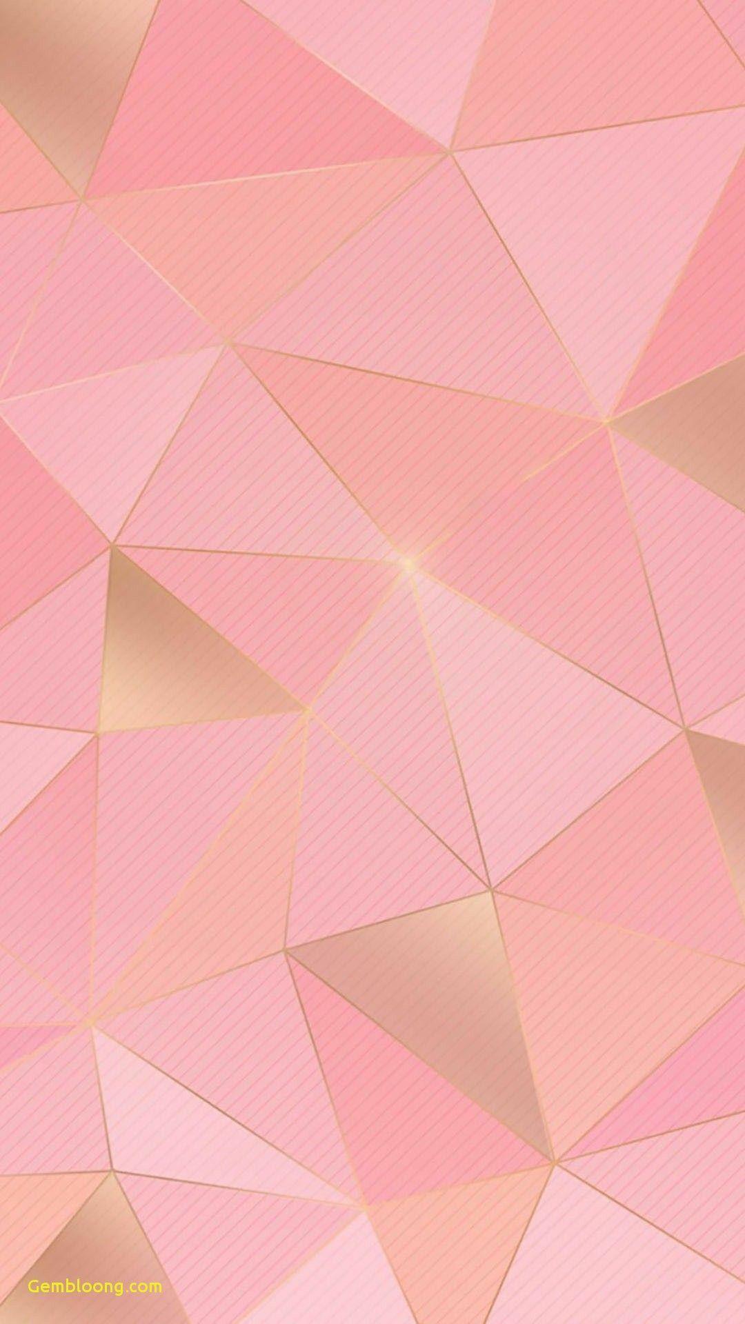 Rose Gold iPhone wallpaper