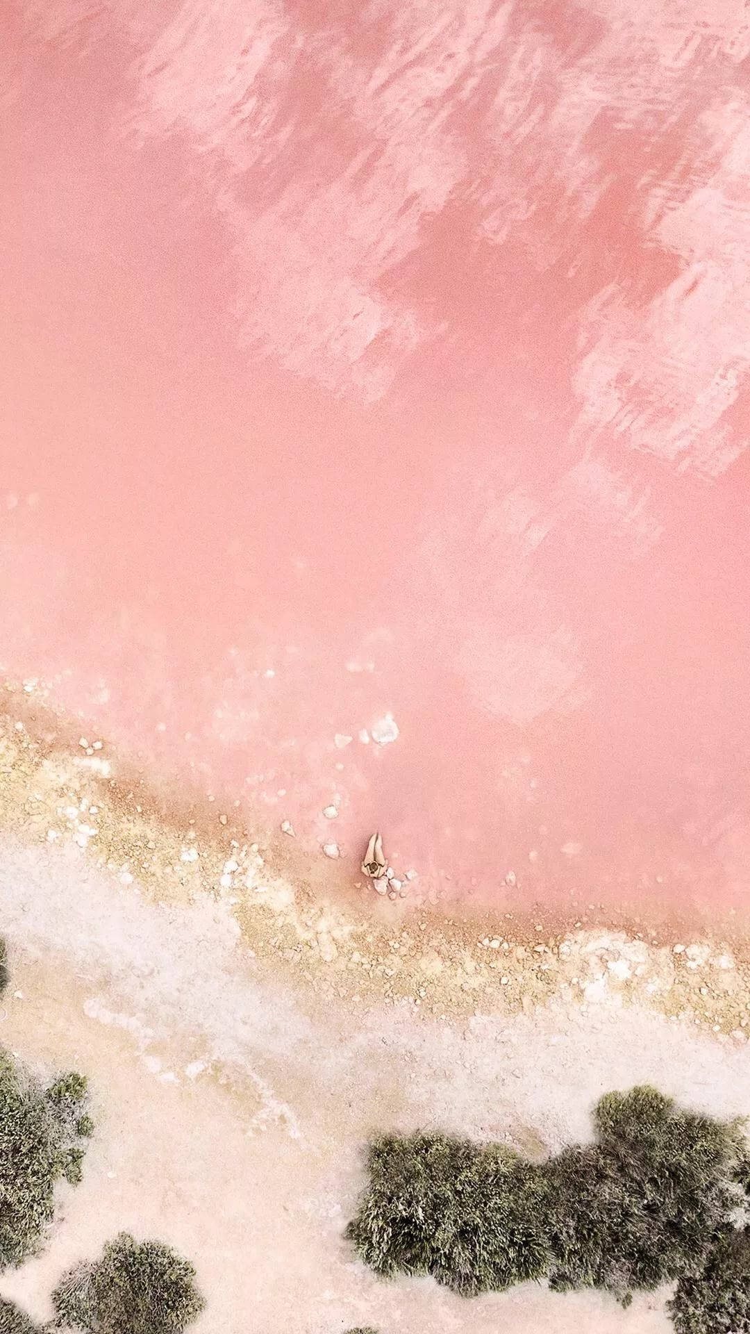 Rose Gold iPhone 7 wallpaper