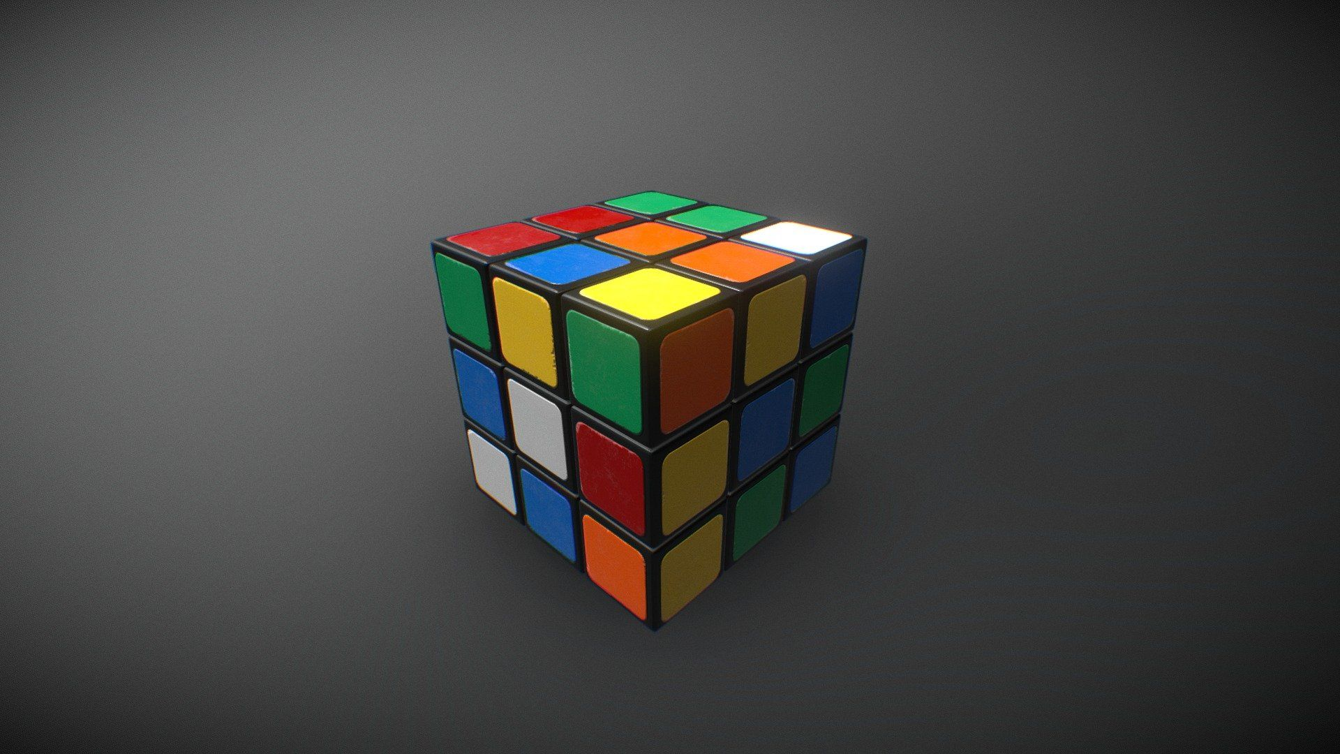 Rubiks Cube Wallpapers 24 Images Wallpaperboat