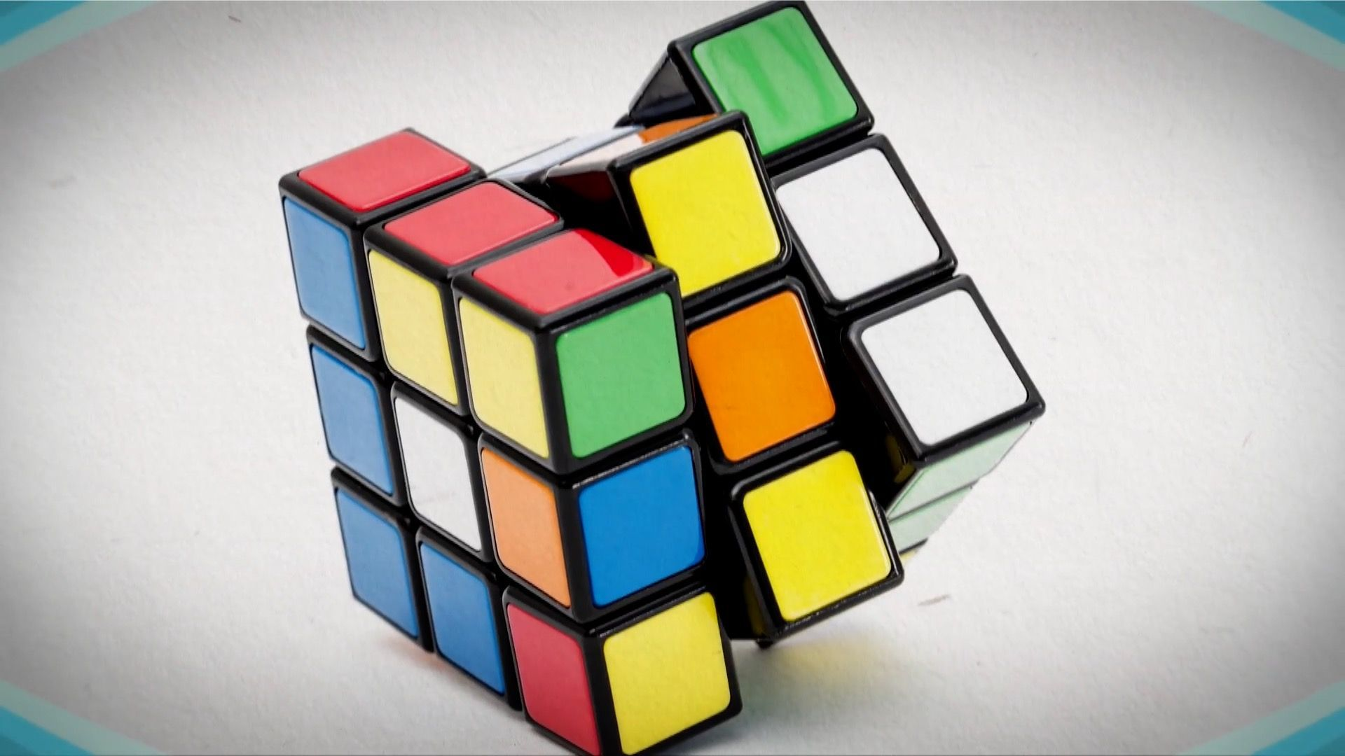 Rubiks Cube Wallpaper Theme