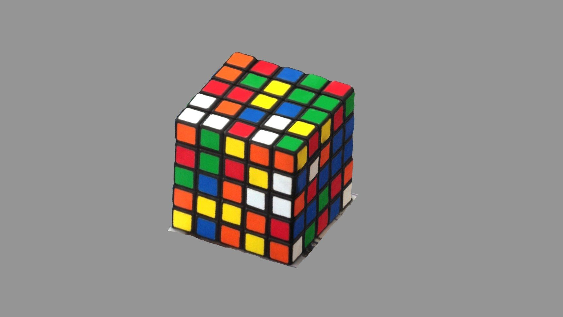 Rubiks Cube free download wallpaper