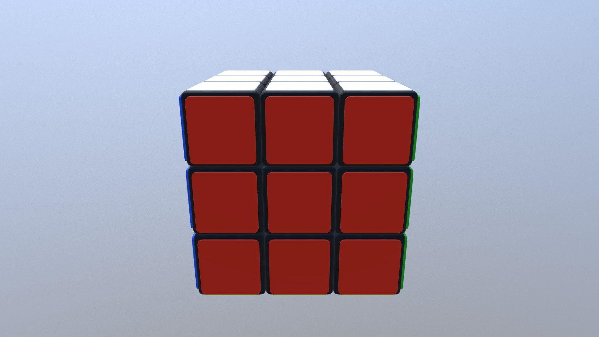 Rubiks Cube a wallpaper