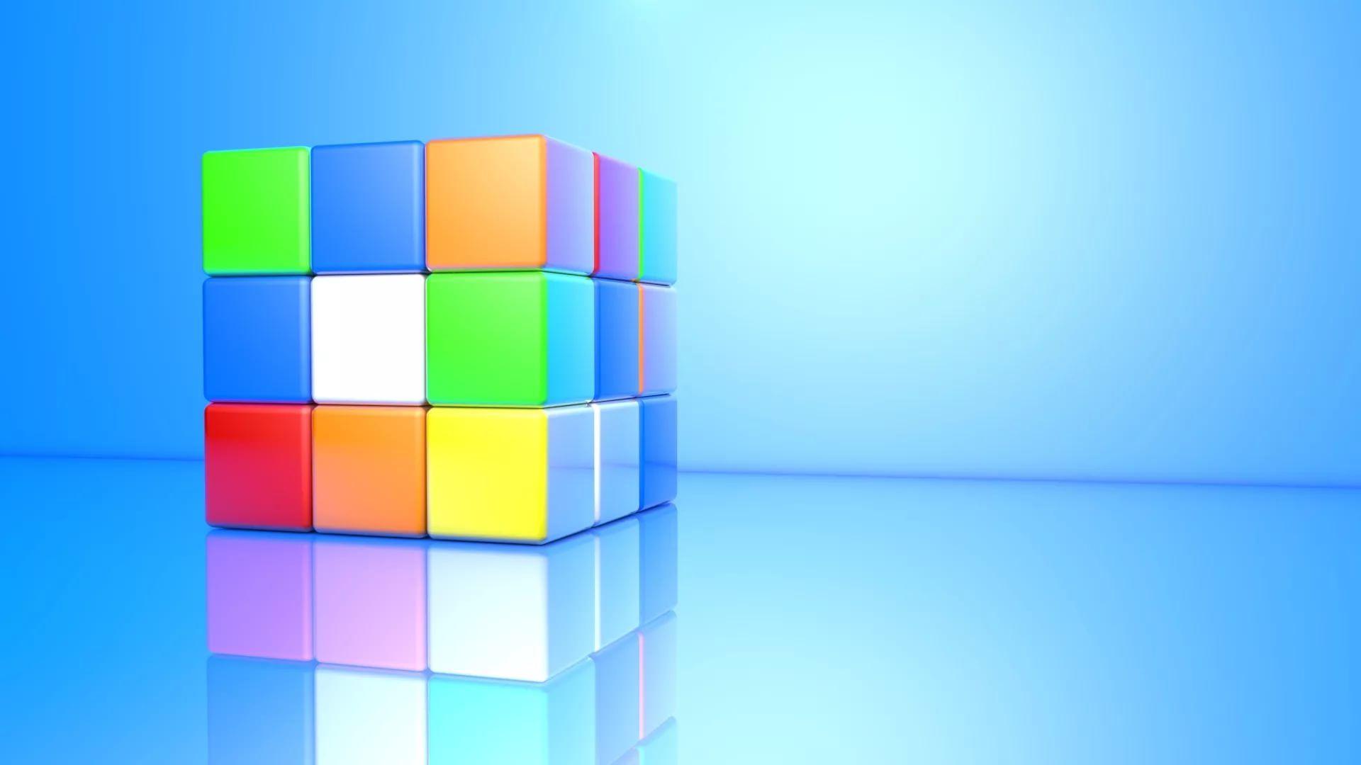 Rubiks Cube wallpaper download