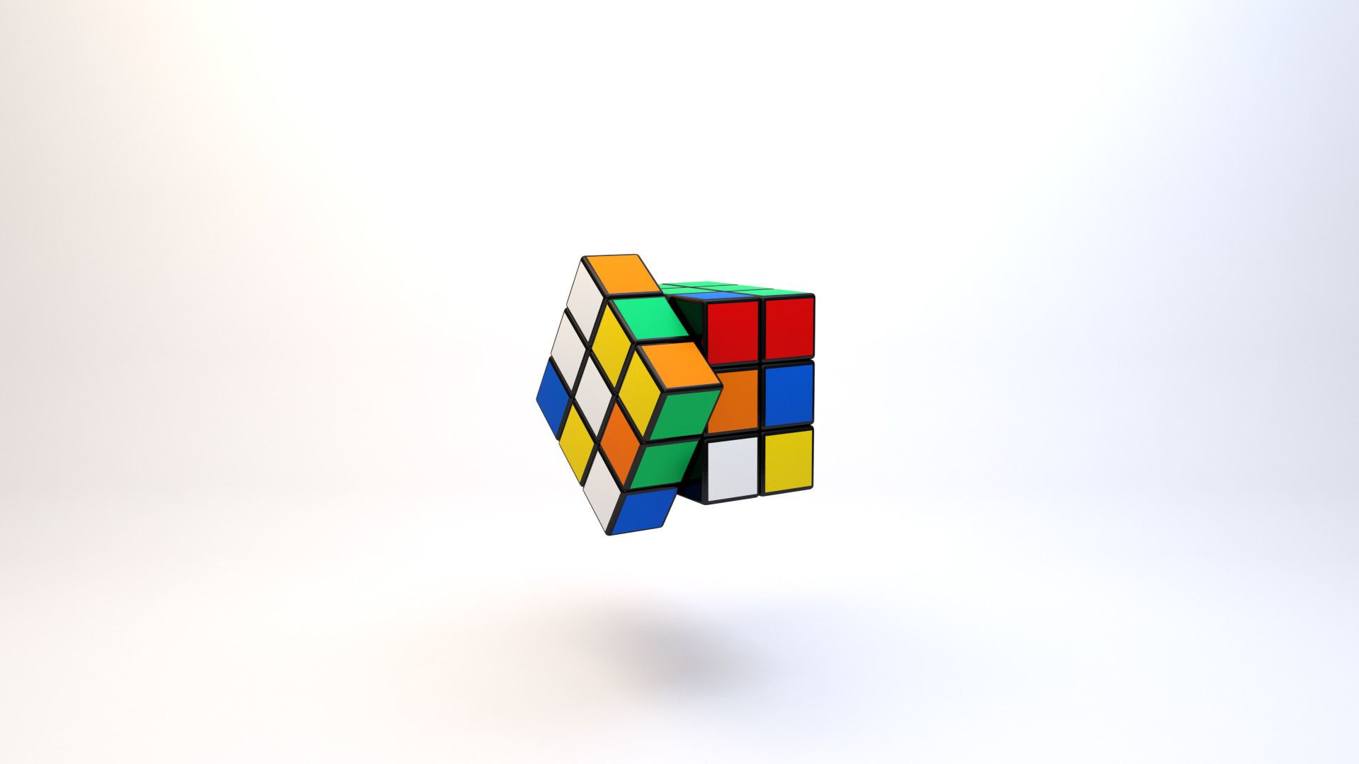 Rubiks Cube Picture