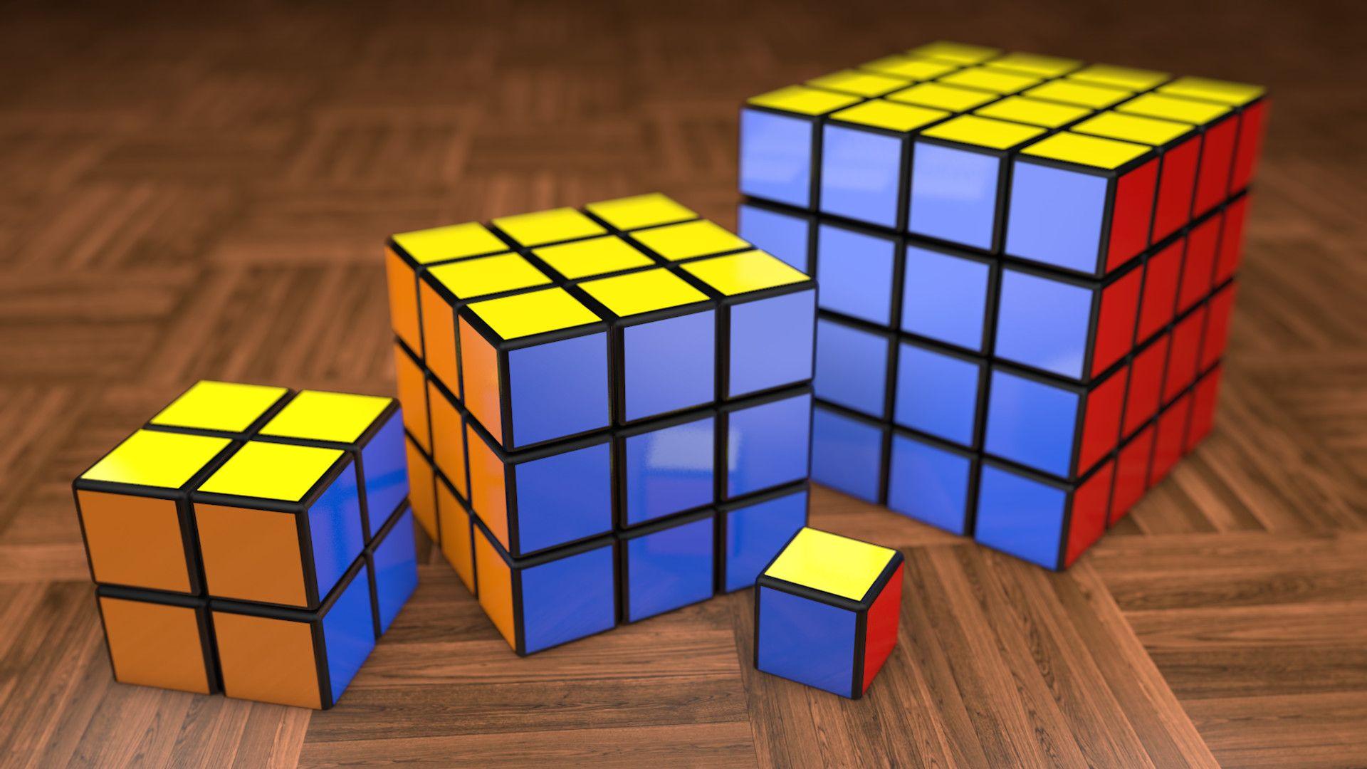 Rubiks Cube PC Wallpaper HD