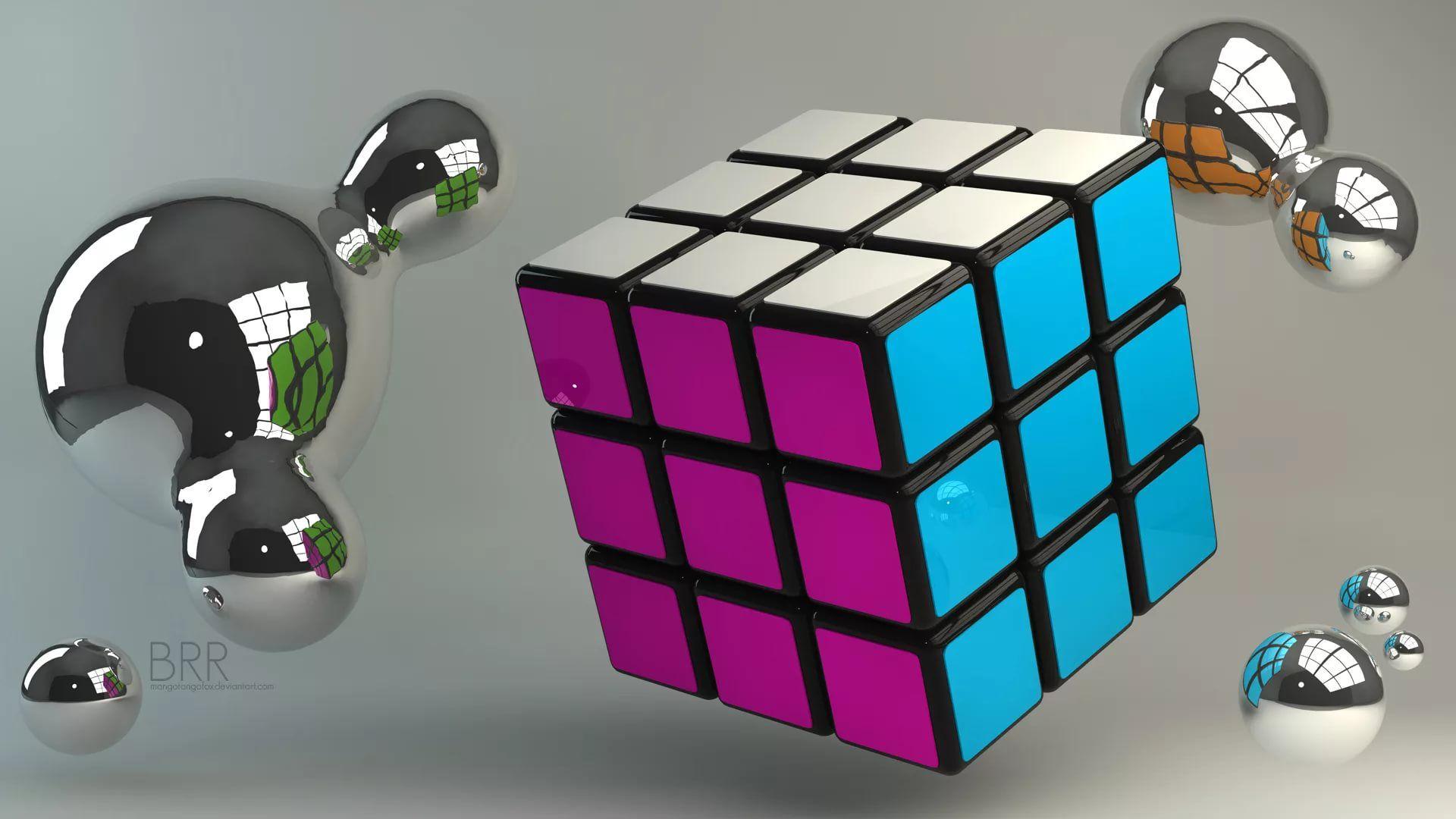 Rubiks Cube new wallpaper