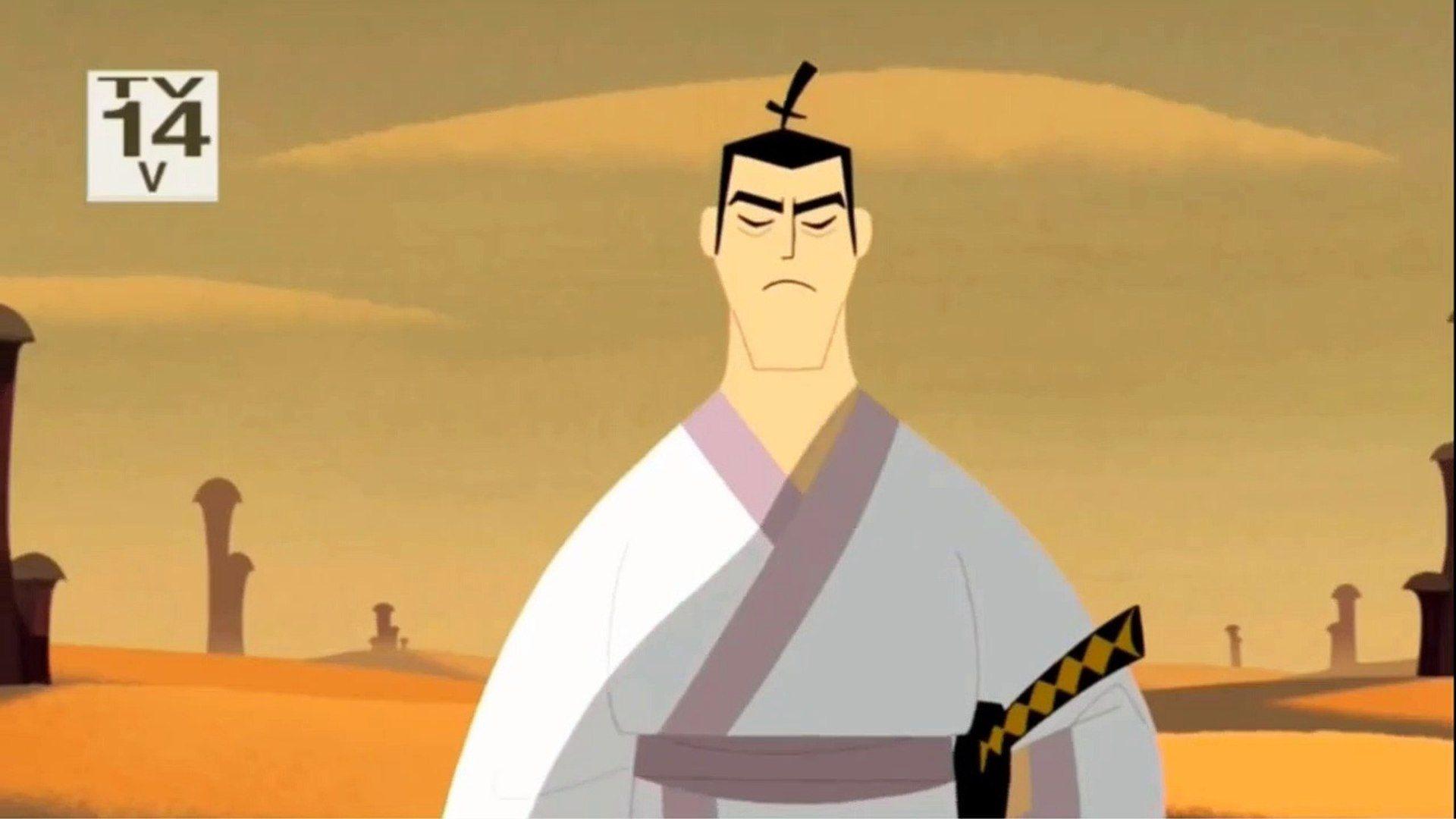 Samurai Jack free download wallpaper
