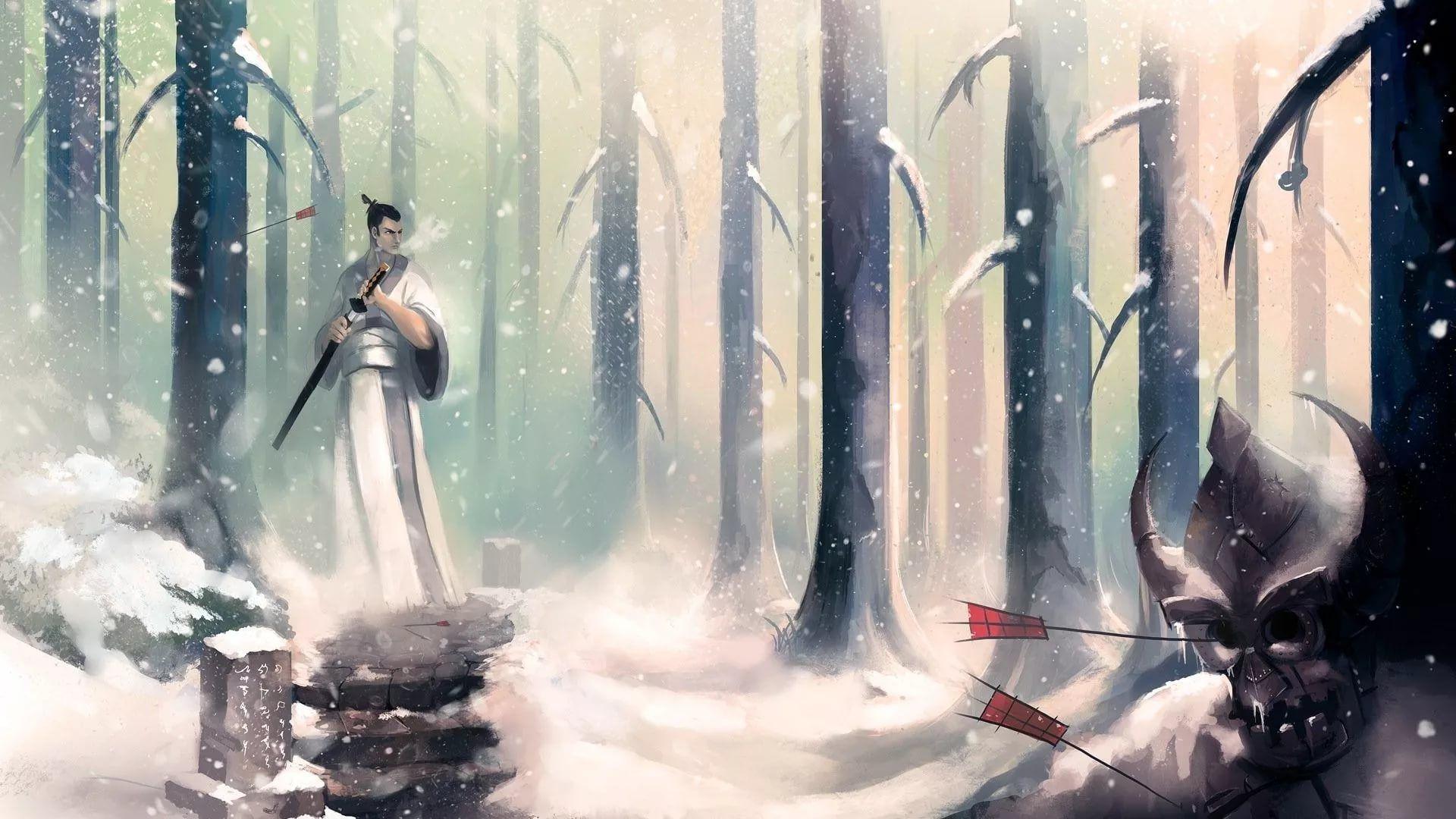 Samurai Jack Cool Wallpaper
