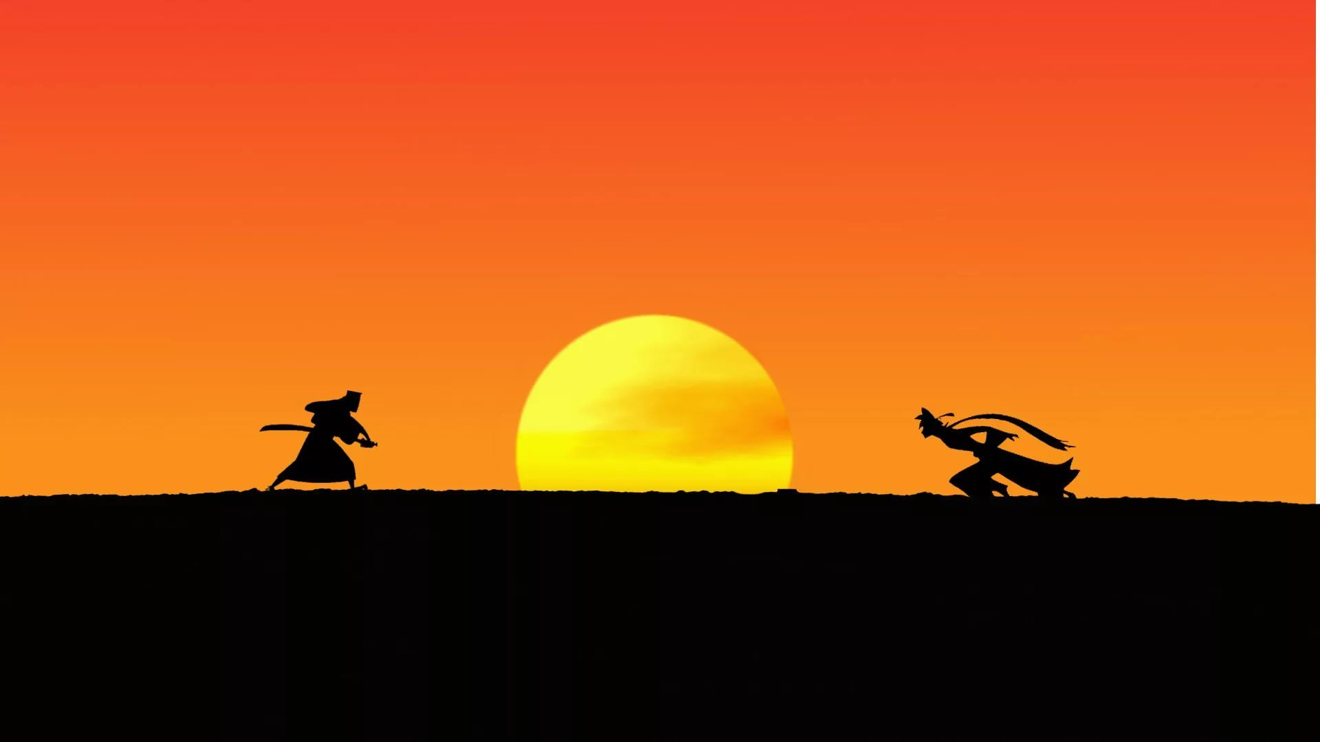 Samurai Jack hd wallpaper 1080p for pc