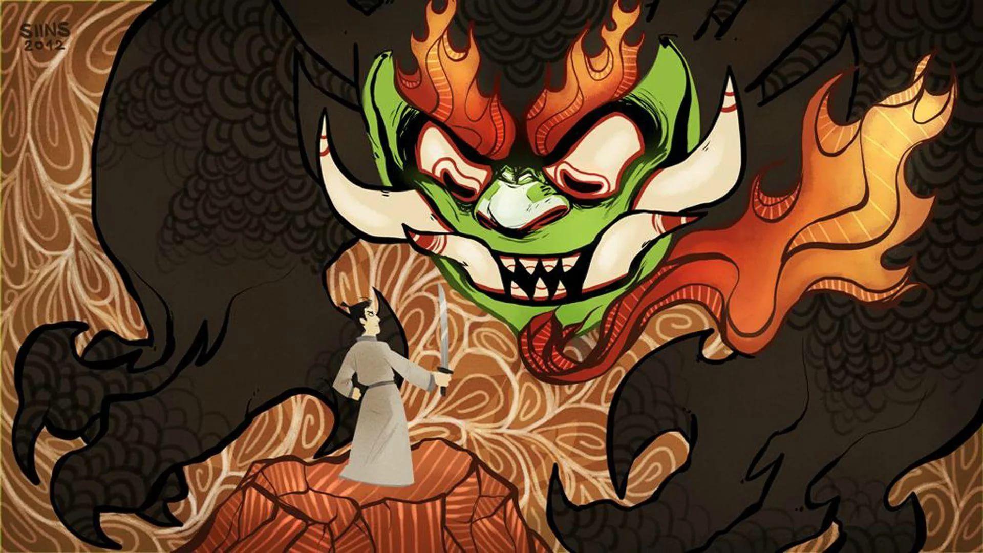 Samurai Jack new wallpaper