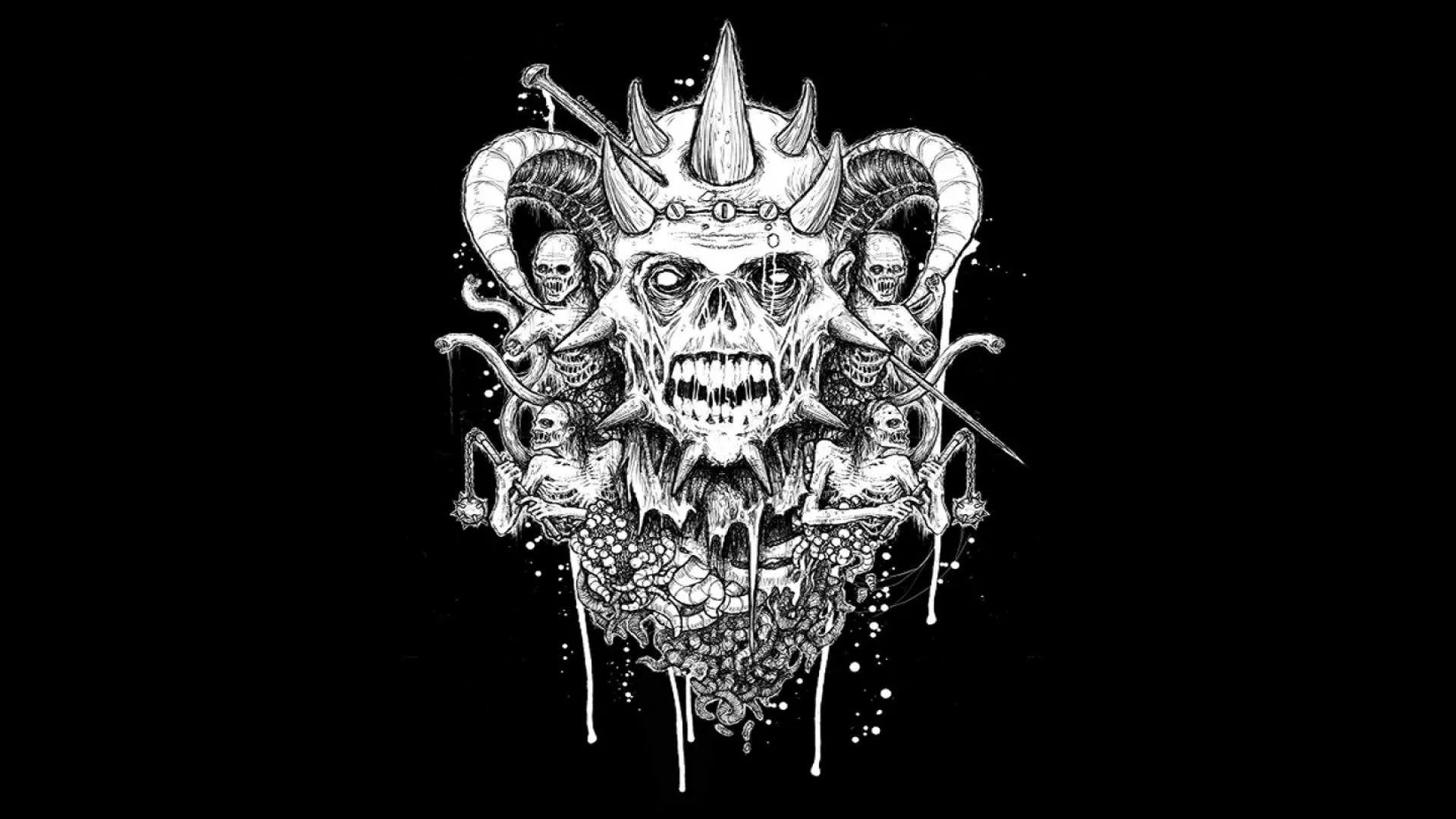Satanic full hd wallpaper for laptop