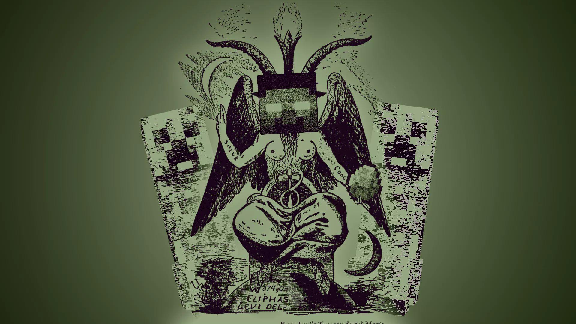 Satanic new wallpaper