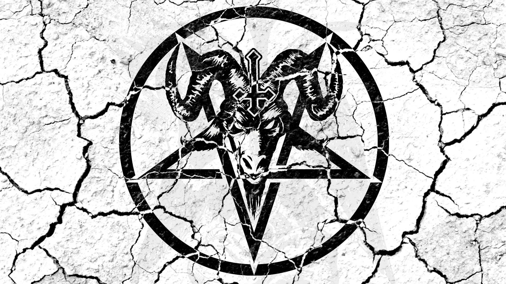 Satanic wallpaper image