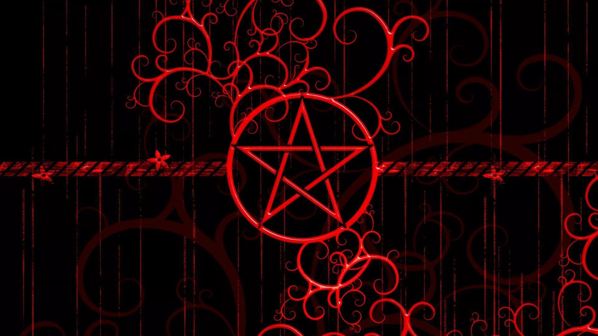 Satanic PC Wallpaper HD